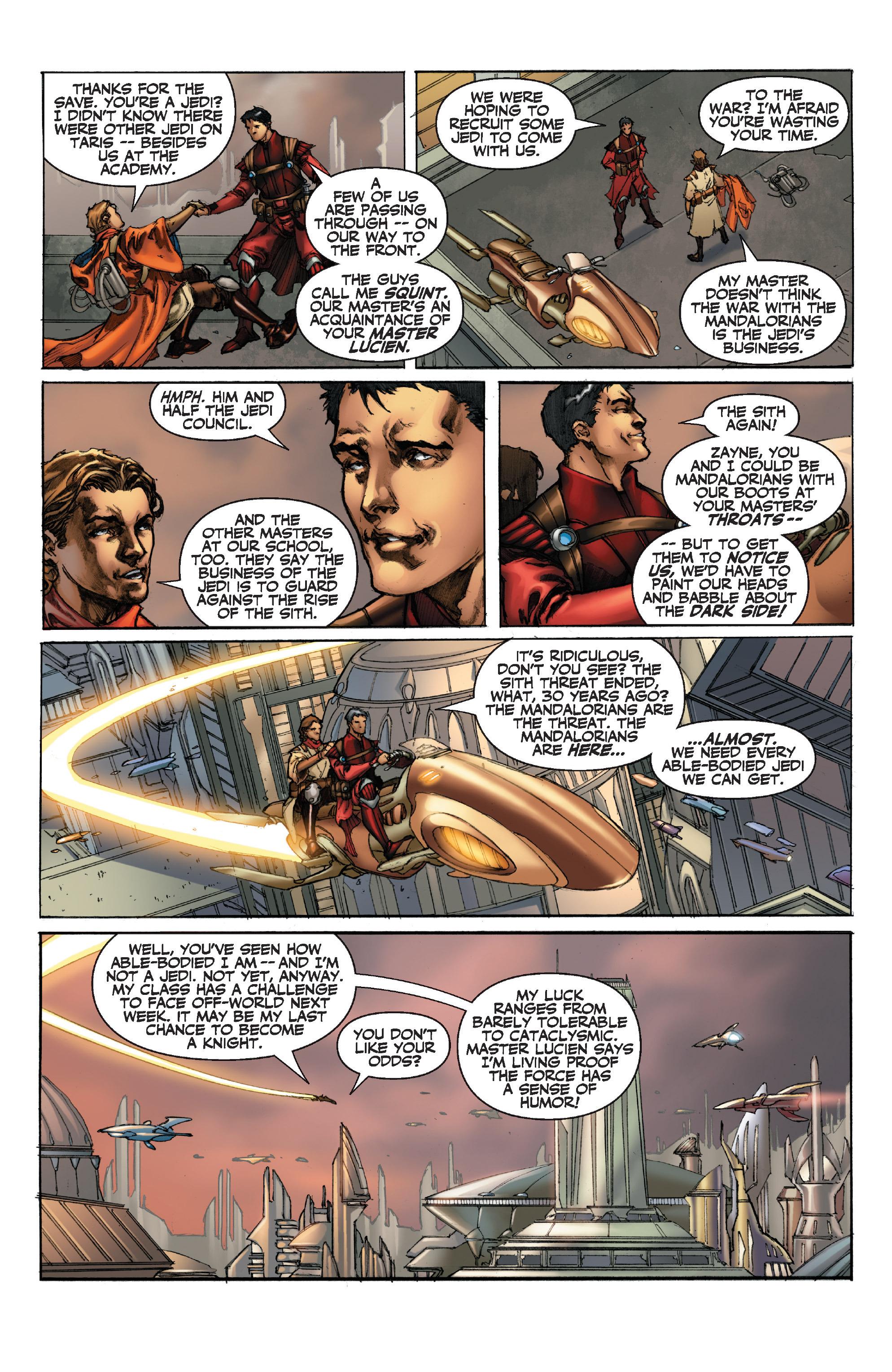 Read online Star Wars Omnibus comic -  Issue # Vol. 29 - 12