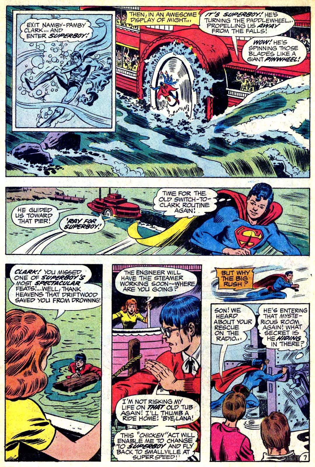 Superboy (1949) issue 184 - Page 7