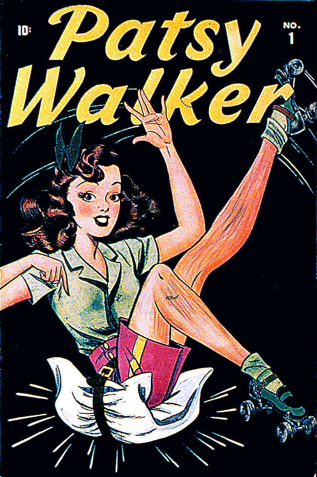Patsy Walker 1 Page 1