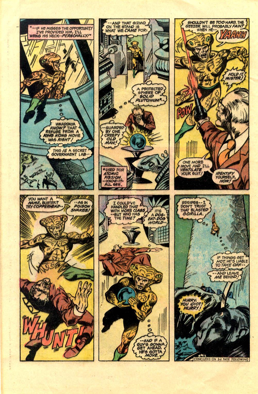 Read online Secret Society of Super-Villains comic -  Issue #1 - 16