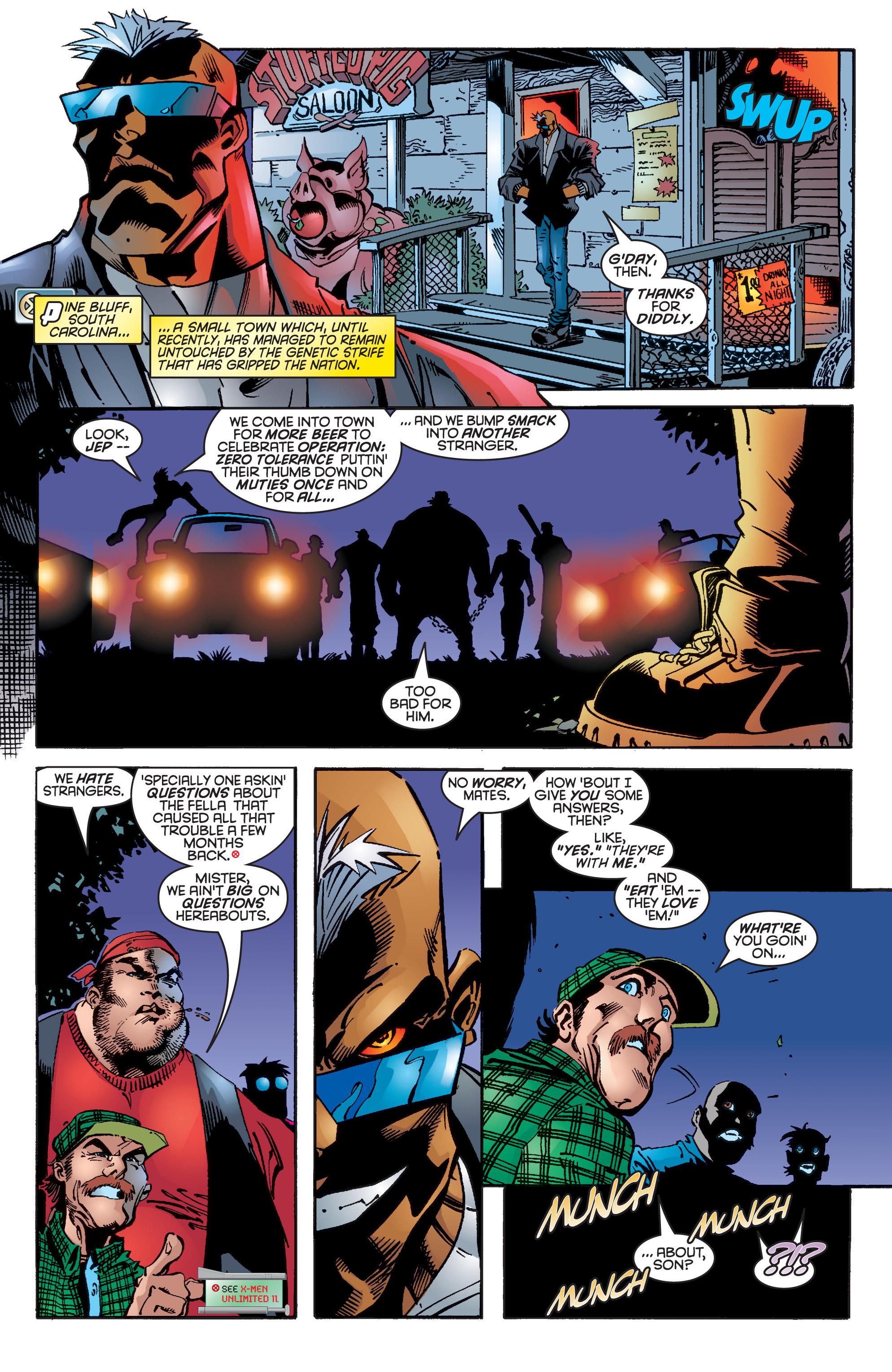 Read online Uncanny X-Men (1963) comic -  Issue #347 - 17