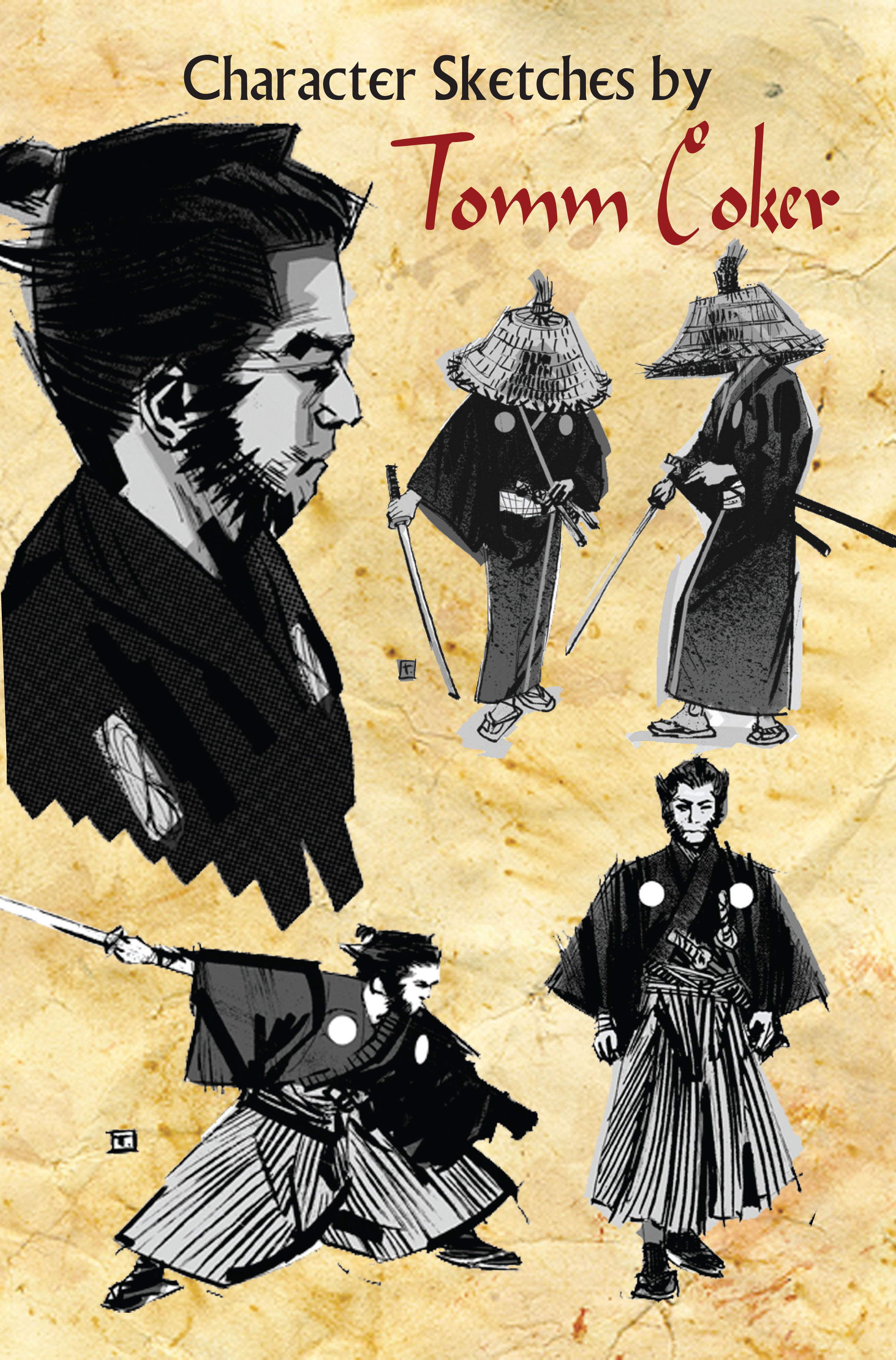 Read online 5 Ronin (2011) comic -  Issue #1 - 25