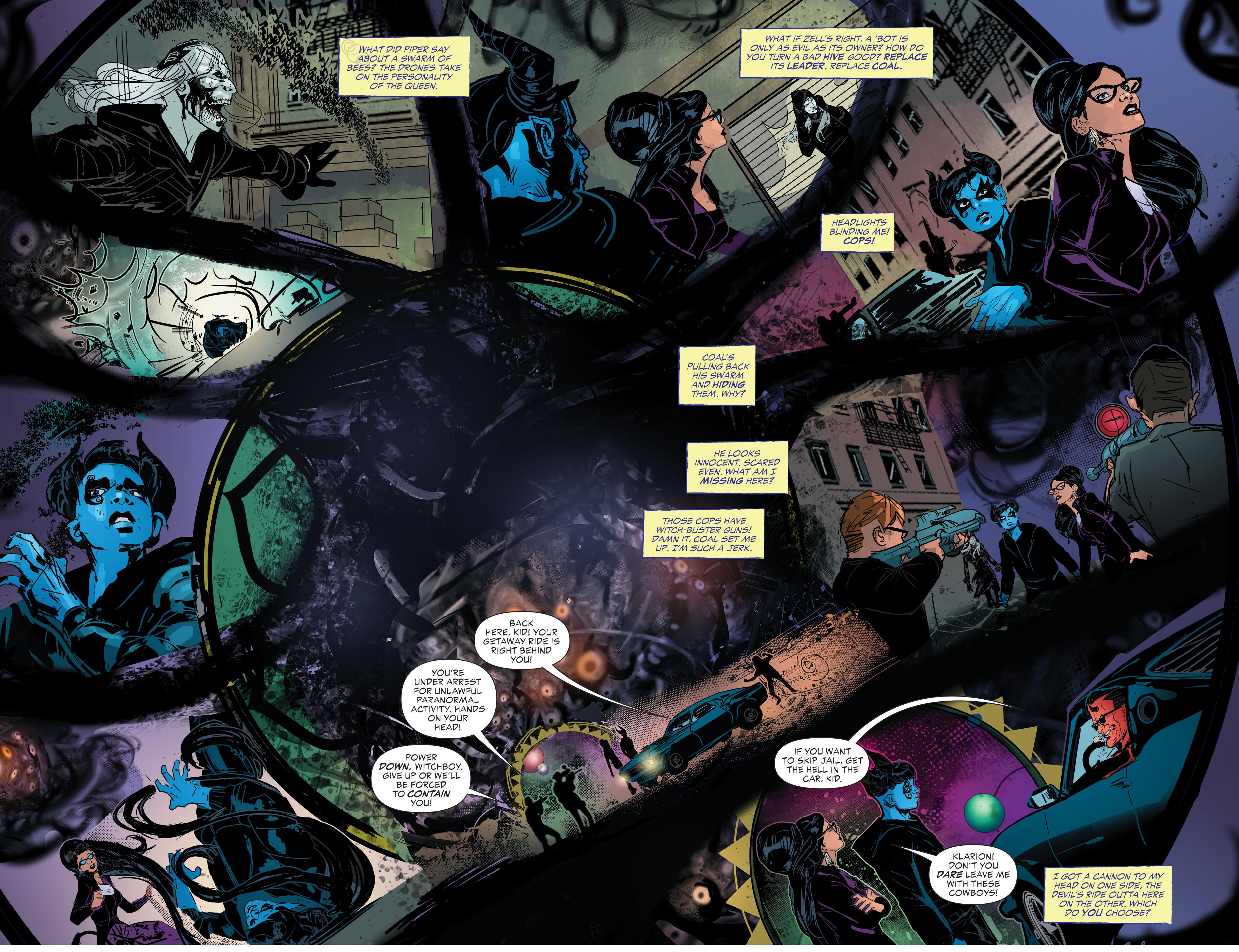 Read online Klarion comic -  Issue #3 - 13