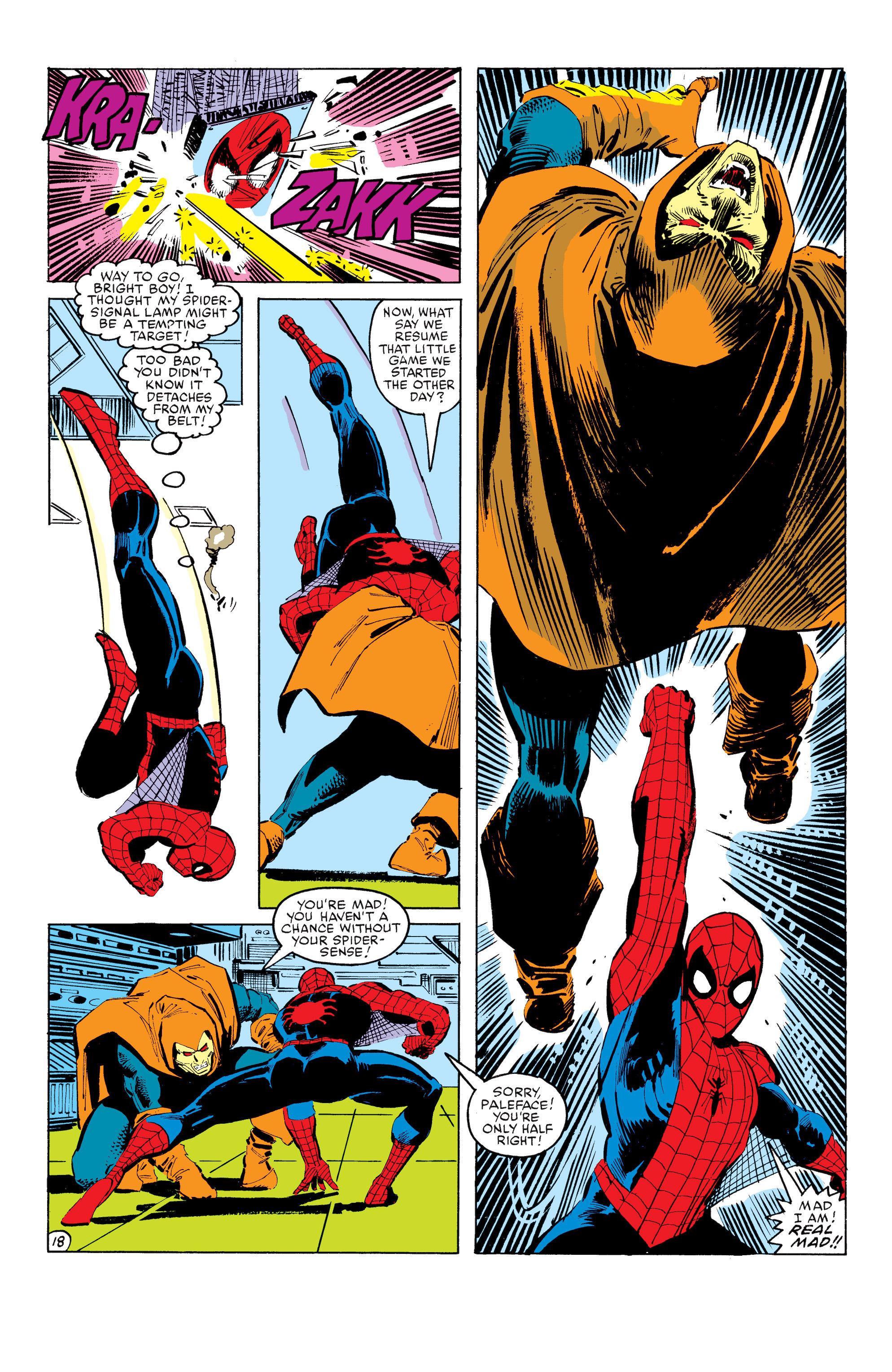 The Amazing Spider-Man (1963) 250 Page 18