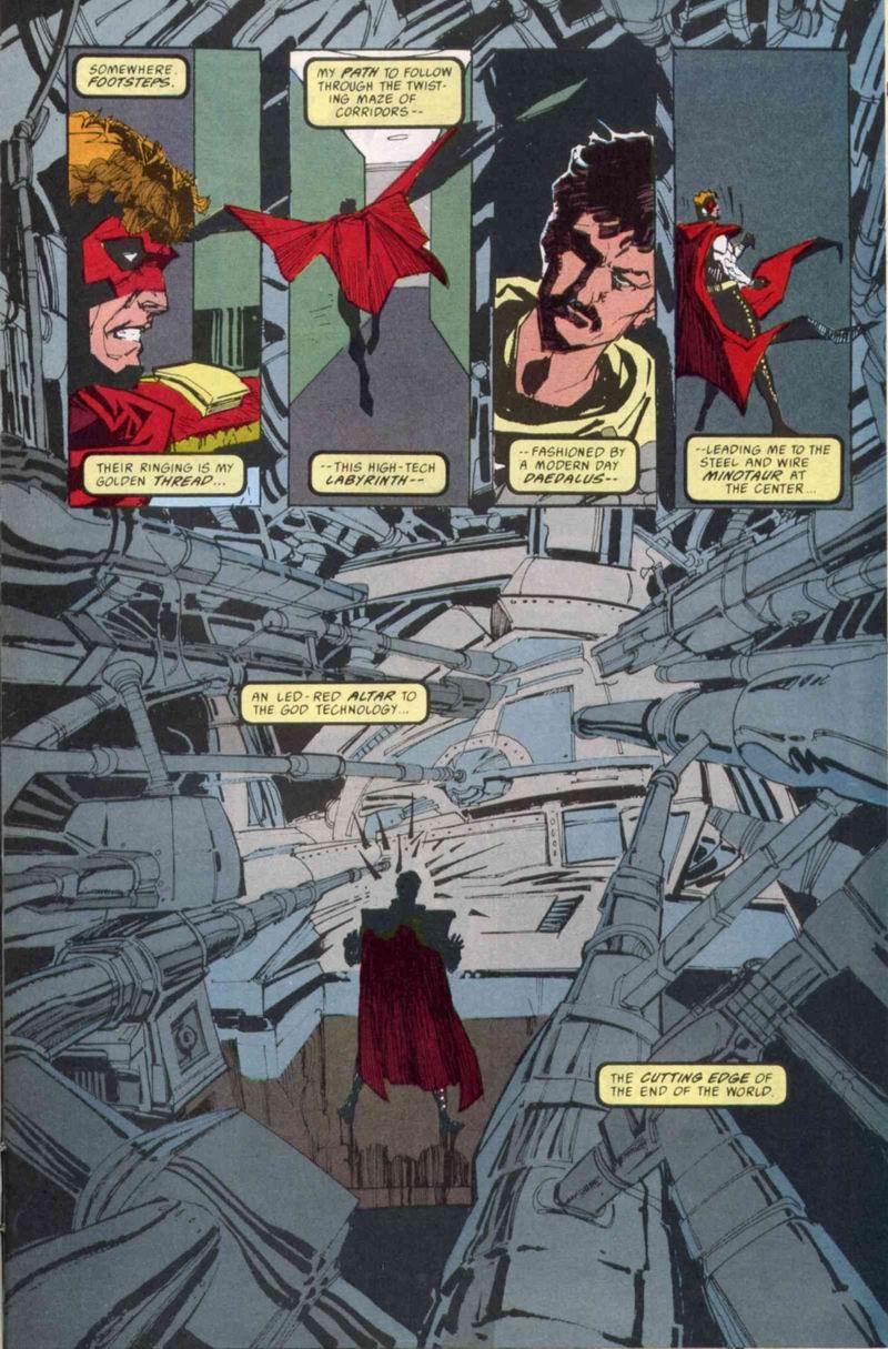 Read online Doctor Zero comic -  Issue #3 - 21
