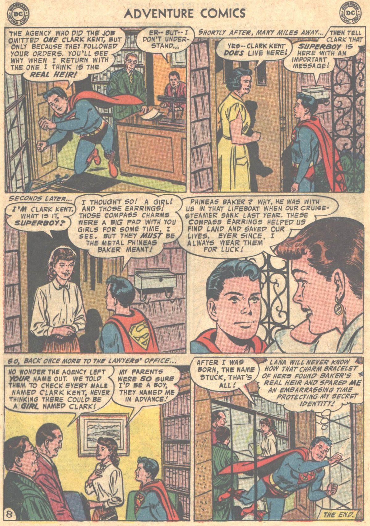 Read online Adventure Comics (1938) comic -  Issue #336 - 33