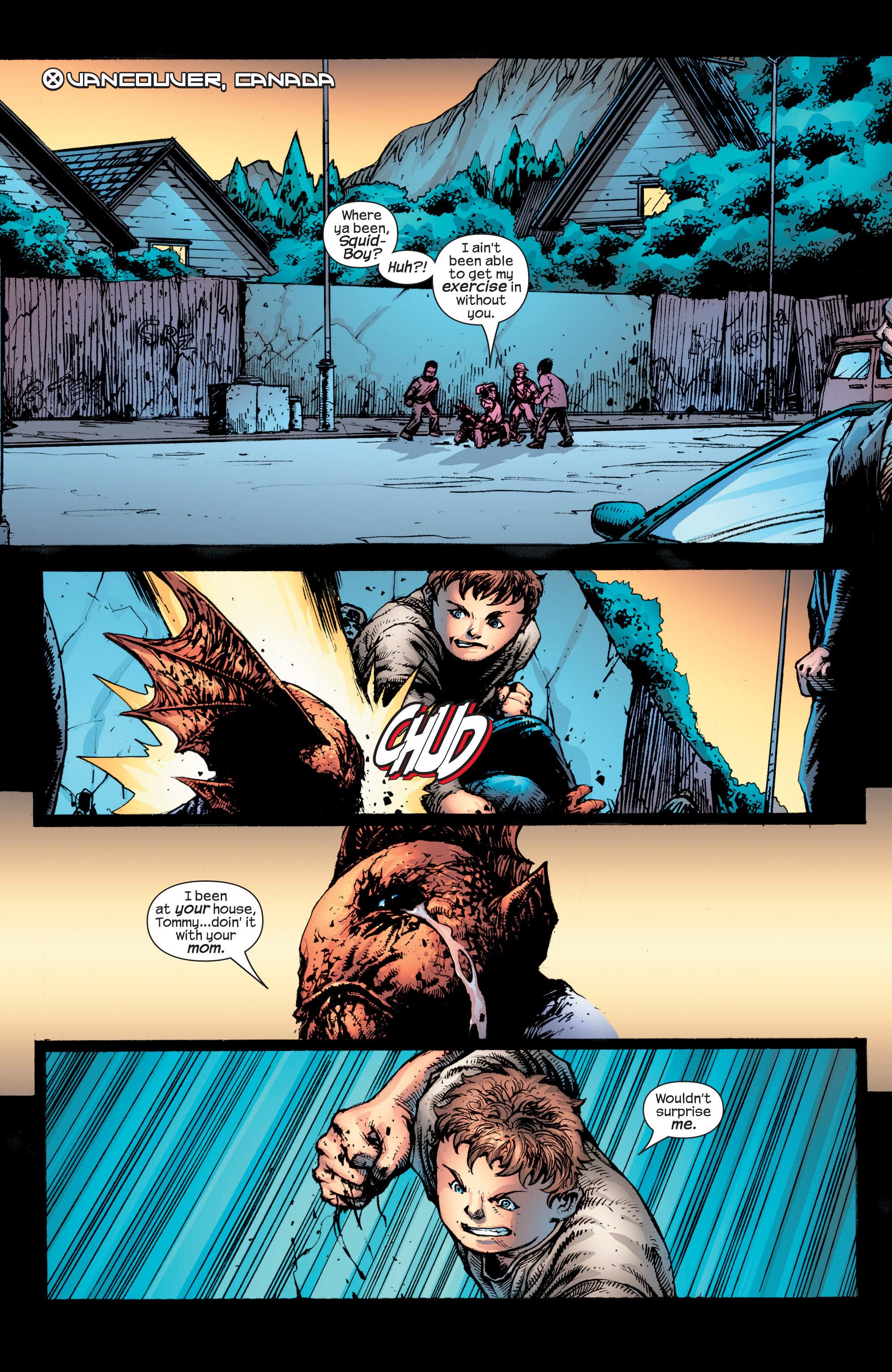 Read online Uncanny X-Men (1963) comic -  Issue #431 - 9