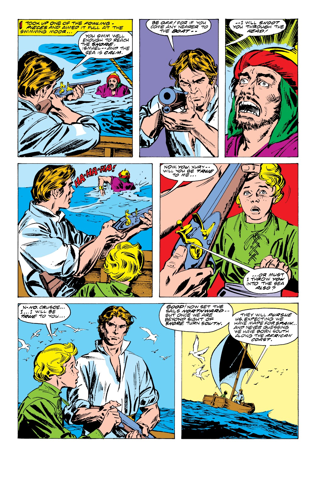 Marvel Classics Comics Series Featuring issue 19 - Page 12