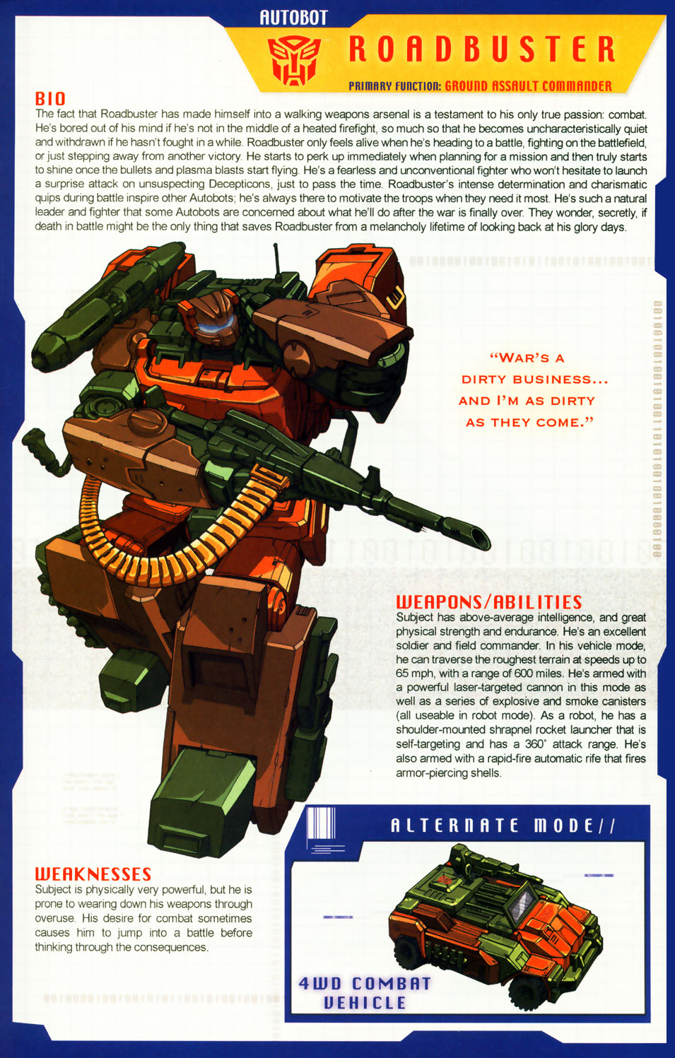 Read online Transformers: More than Meets the Eye comic -  Issue #5 - 34