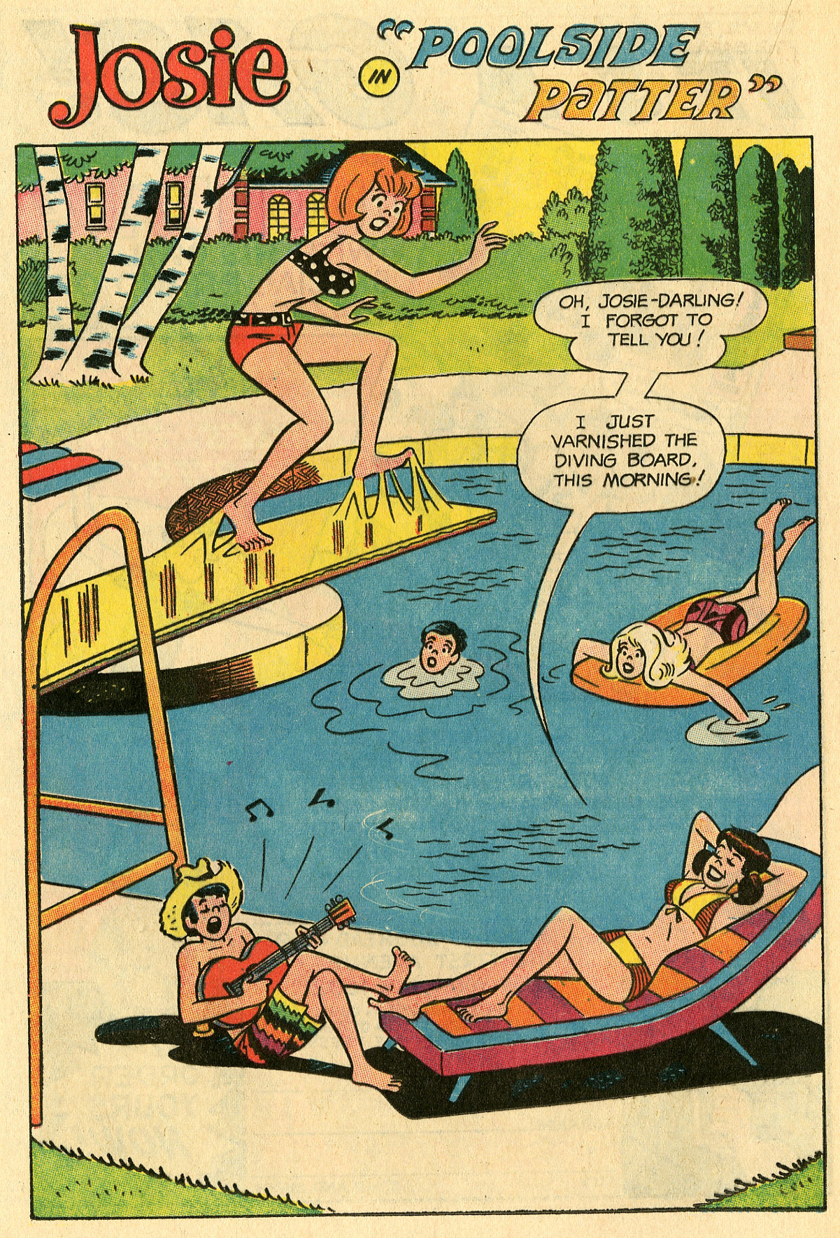Read online She's Josie comic -  Issue #30 - 20