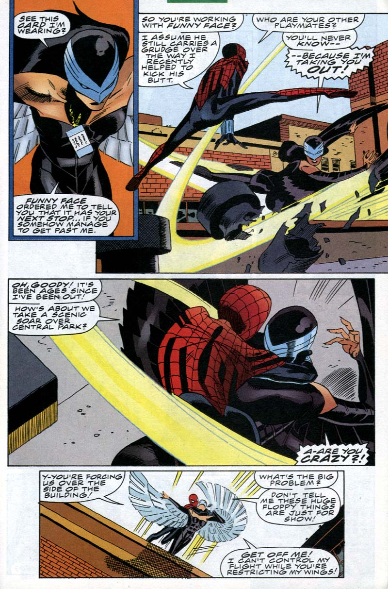 Spider-Girl (1998) Issue #25 #28 - English 17