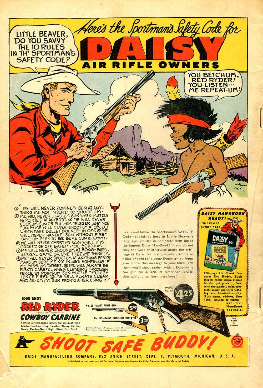 Read online Super-Magician Comics comic -  Issue #56 - 52