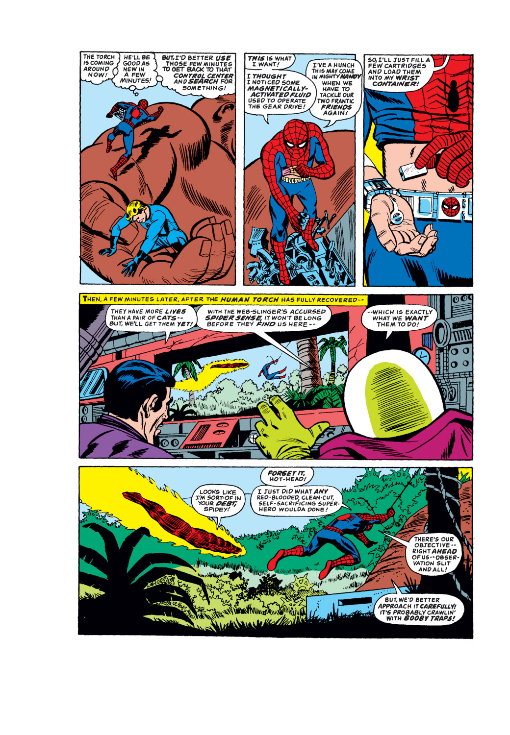 The Amazing Spider-Man (1963) _Annual_4 Page 35