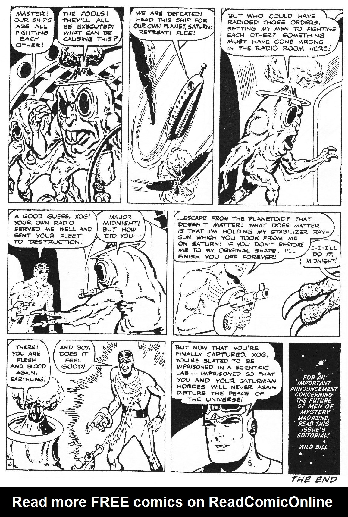 Read online Men of Mystery Comics comic -  Issue #77 - 66