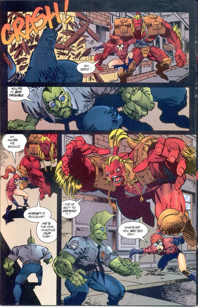 The Savage Dragon (1993) Issue #1 #3 - English 27