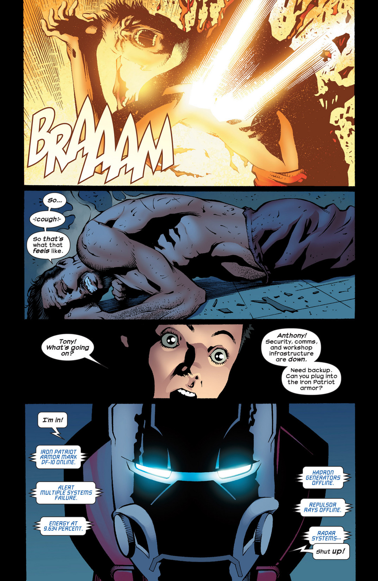 Read online Ultimate Comics Ultimates comic -  Issue #22 - 20