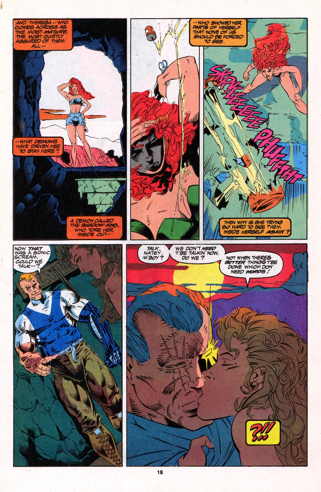 X-Force (1991) Issue #26 #31 - English 18