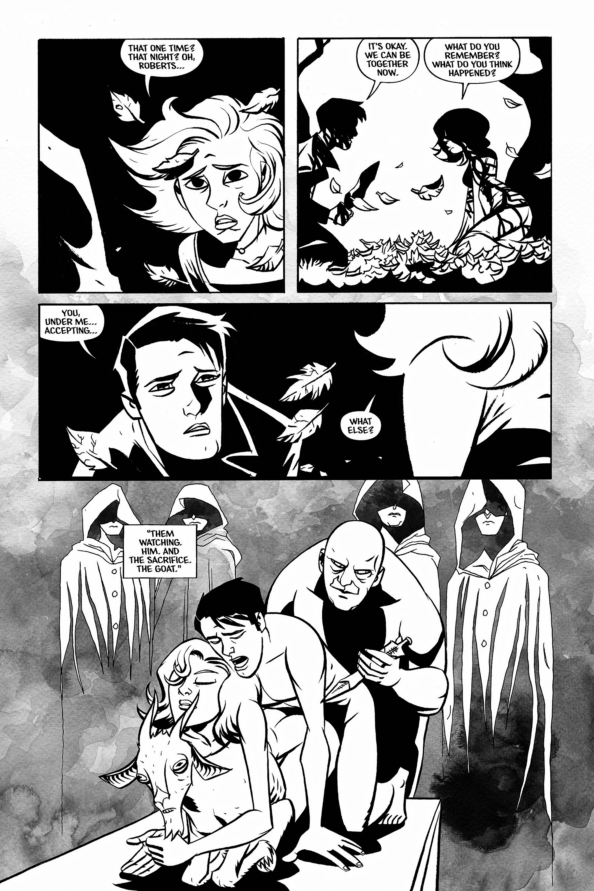 Read online Aleister & Adolf comic -  Issue # TPB - 70
