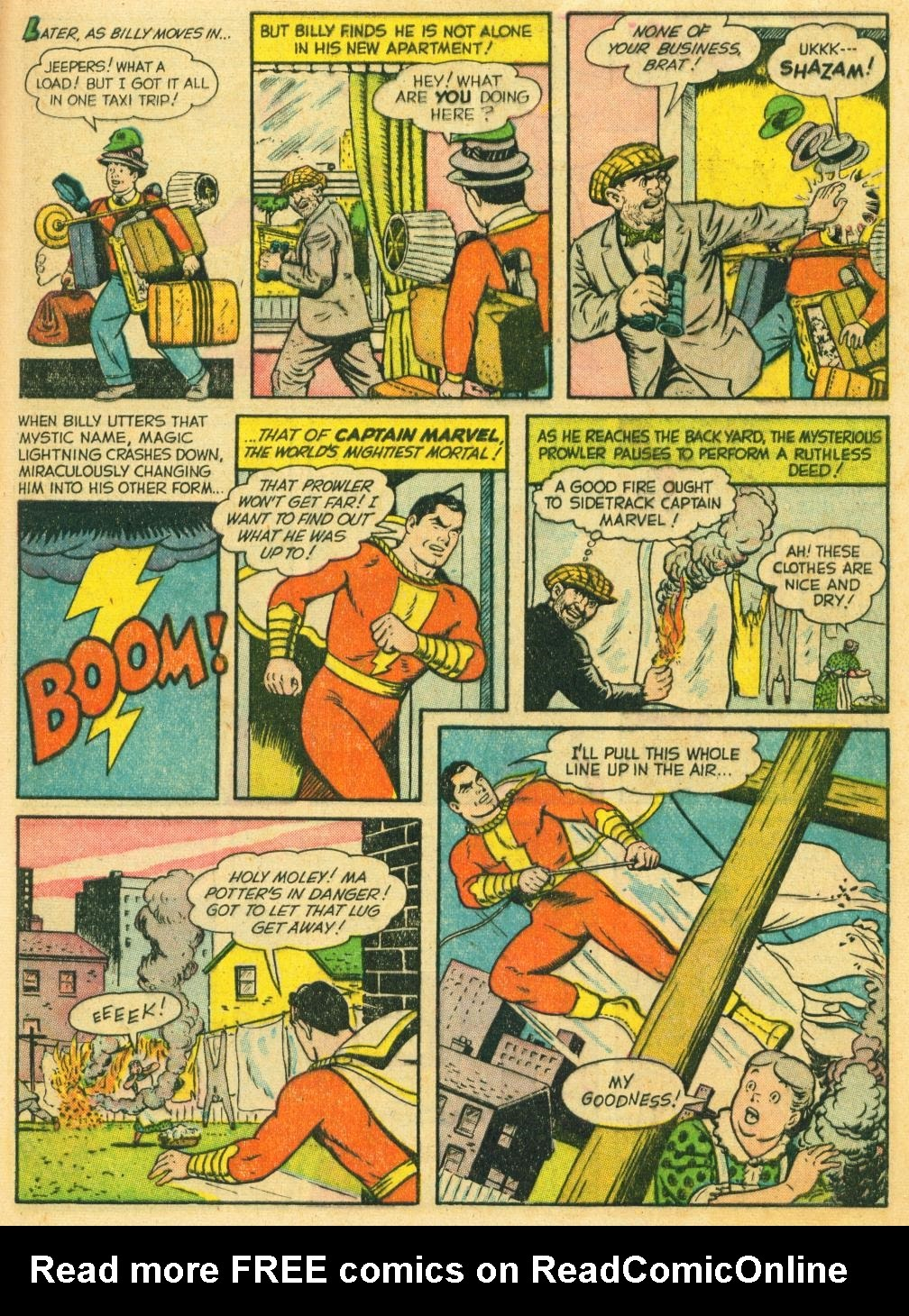 Captain Marvel Adventures issue 133 - Page 29