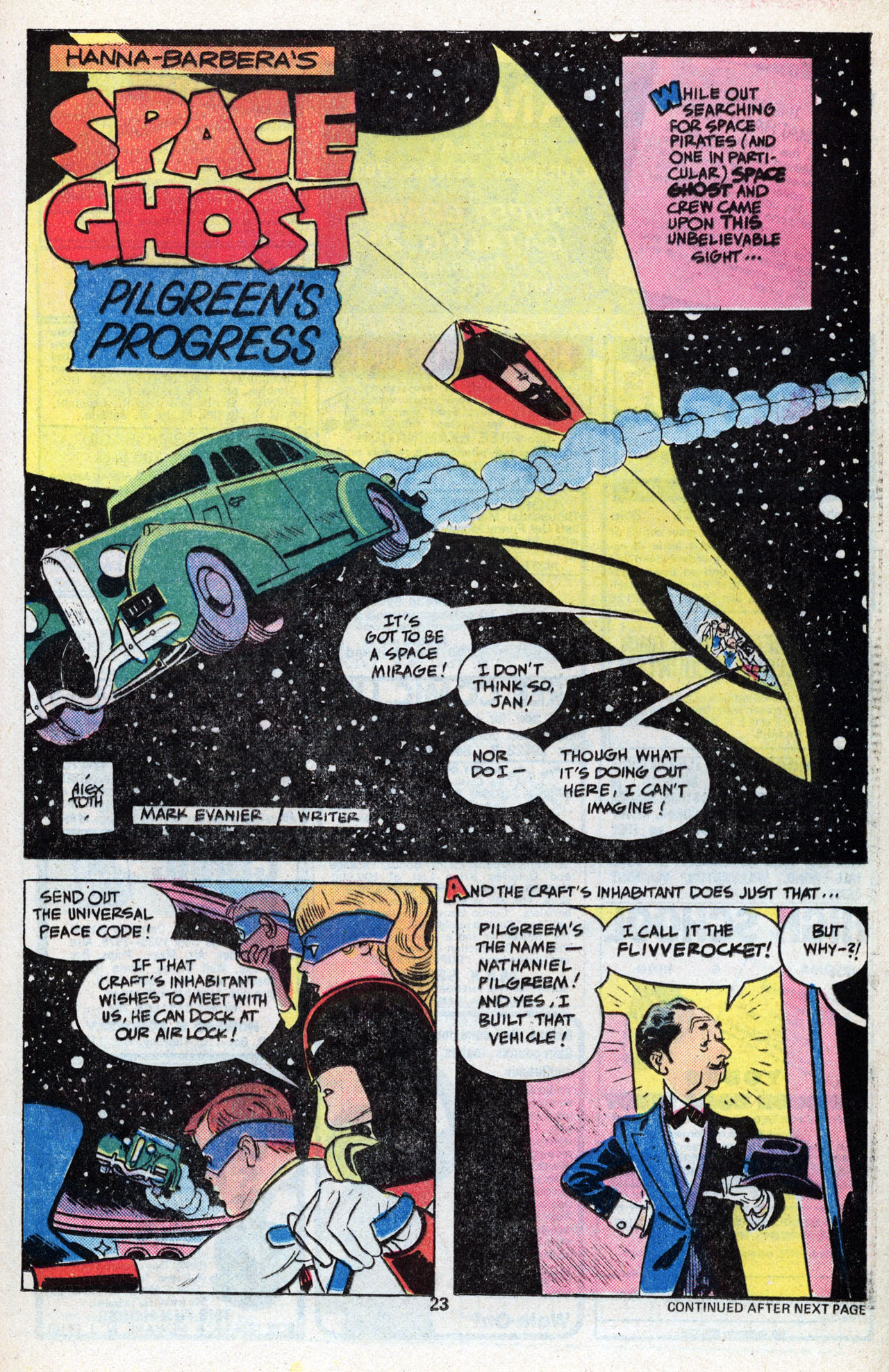 Read online TV Stars comic -  Issue #3 - 24