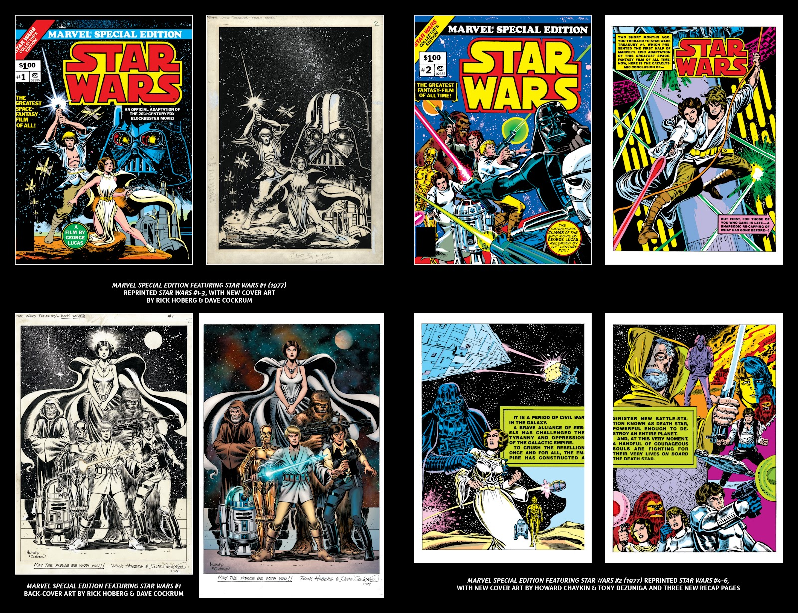 Read online Star Wars Legends: The Original Marvel Years - Epic Collection comic -  Issue # TPB 1 (Part 5) - 81