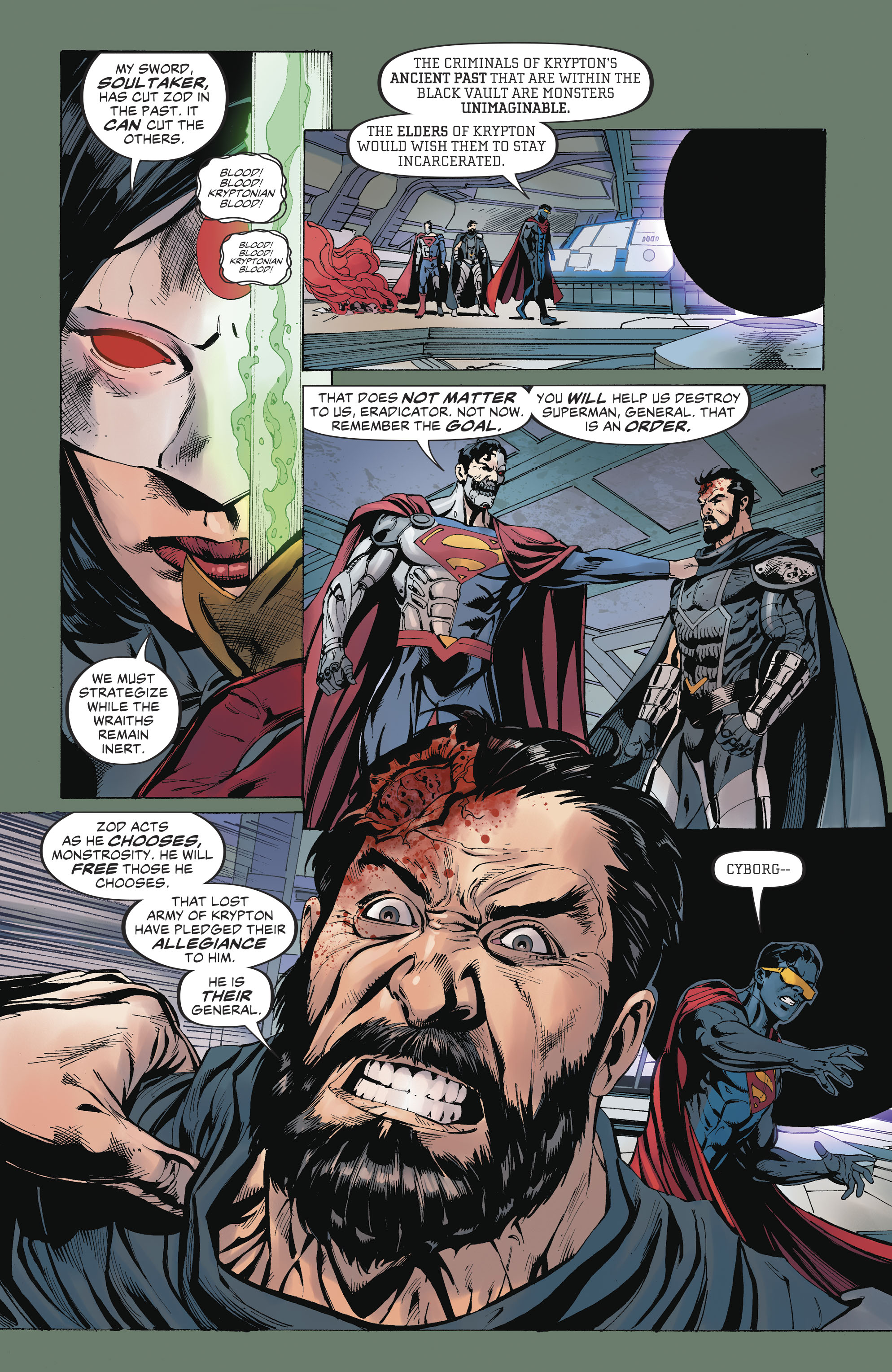 Read online Suicide Squad (2016) comic -  Issue #19 - 9