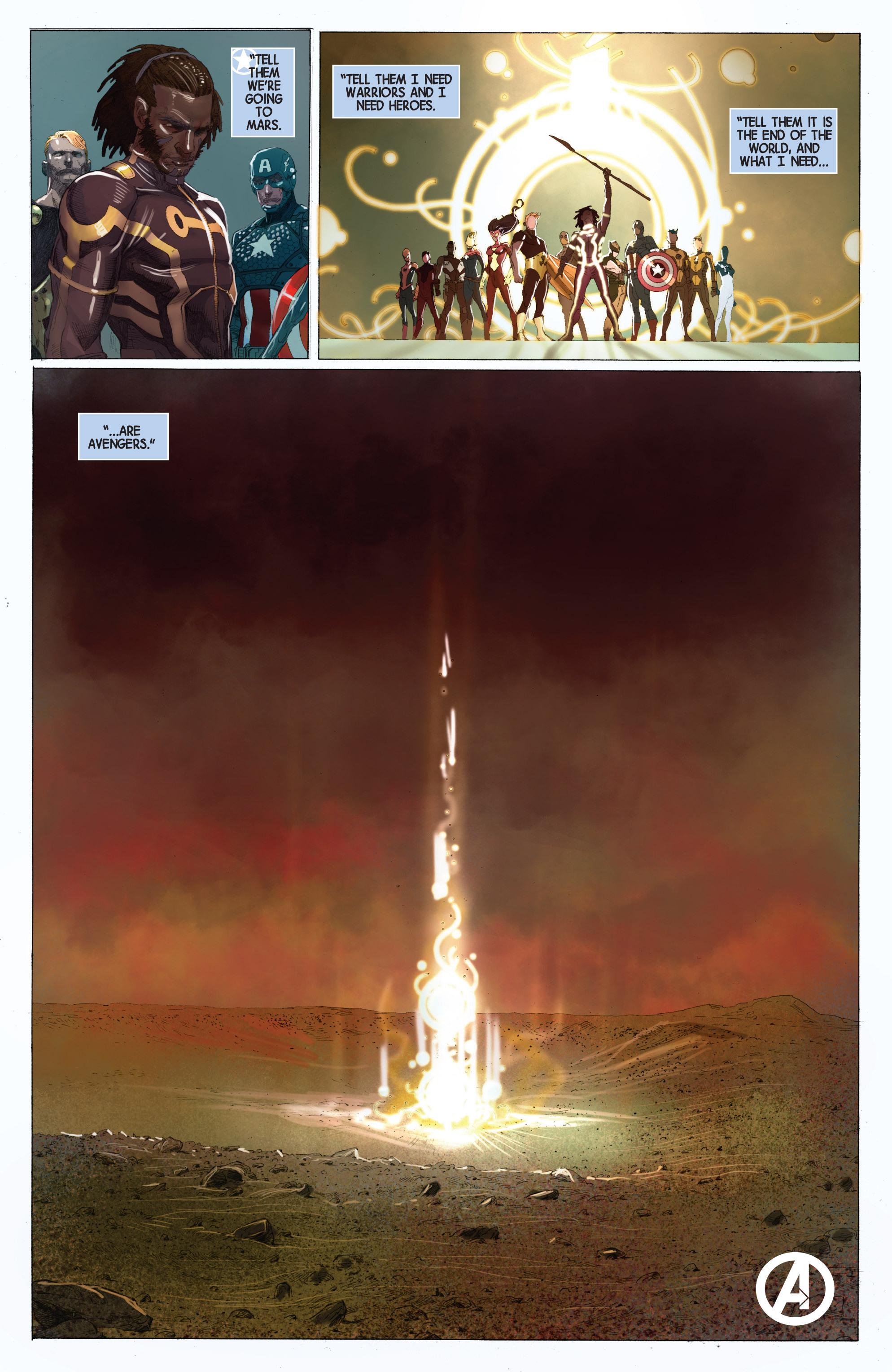 Read online Avengers (2013) comic -  Issue #Avengers (2013) _TPB 1 - 51