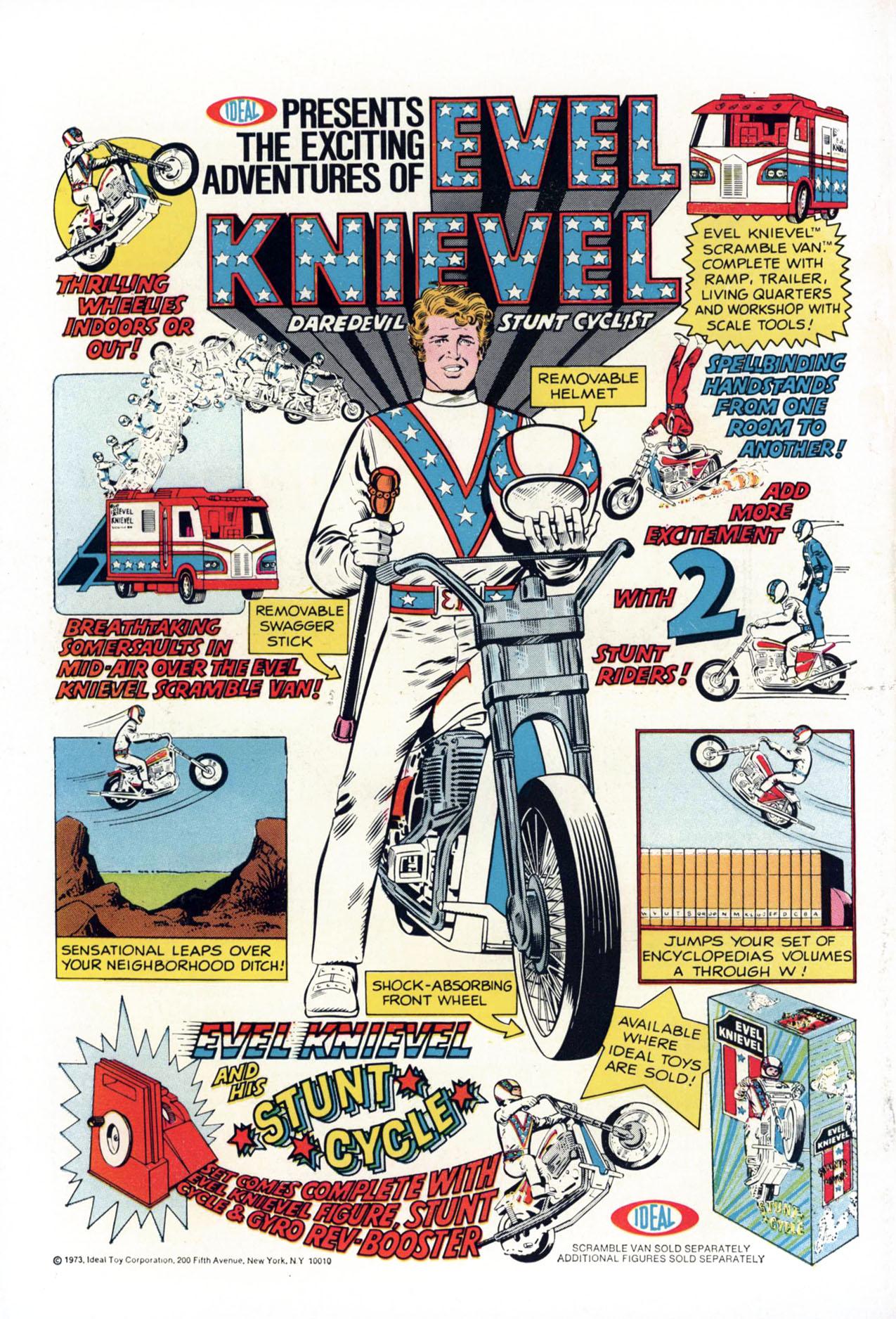 Read online Amazing Adventures (1970) comic -  Issue #22 - 34