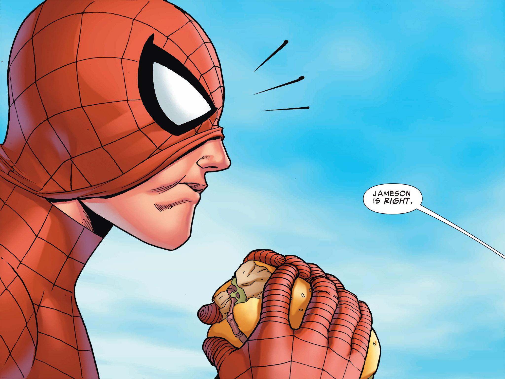 Read online Ultimate Spider-Man (Infinite Comics) (2016) comic -  Issue #2 - 6
