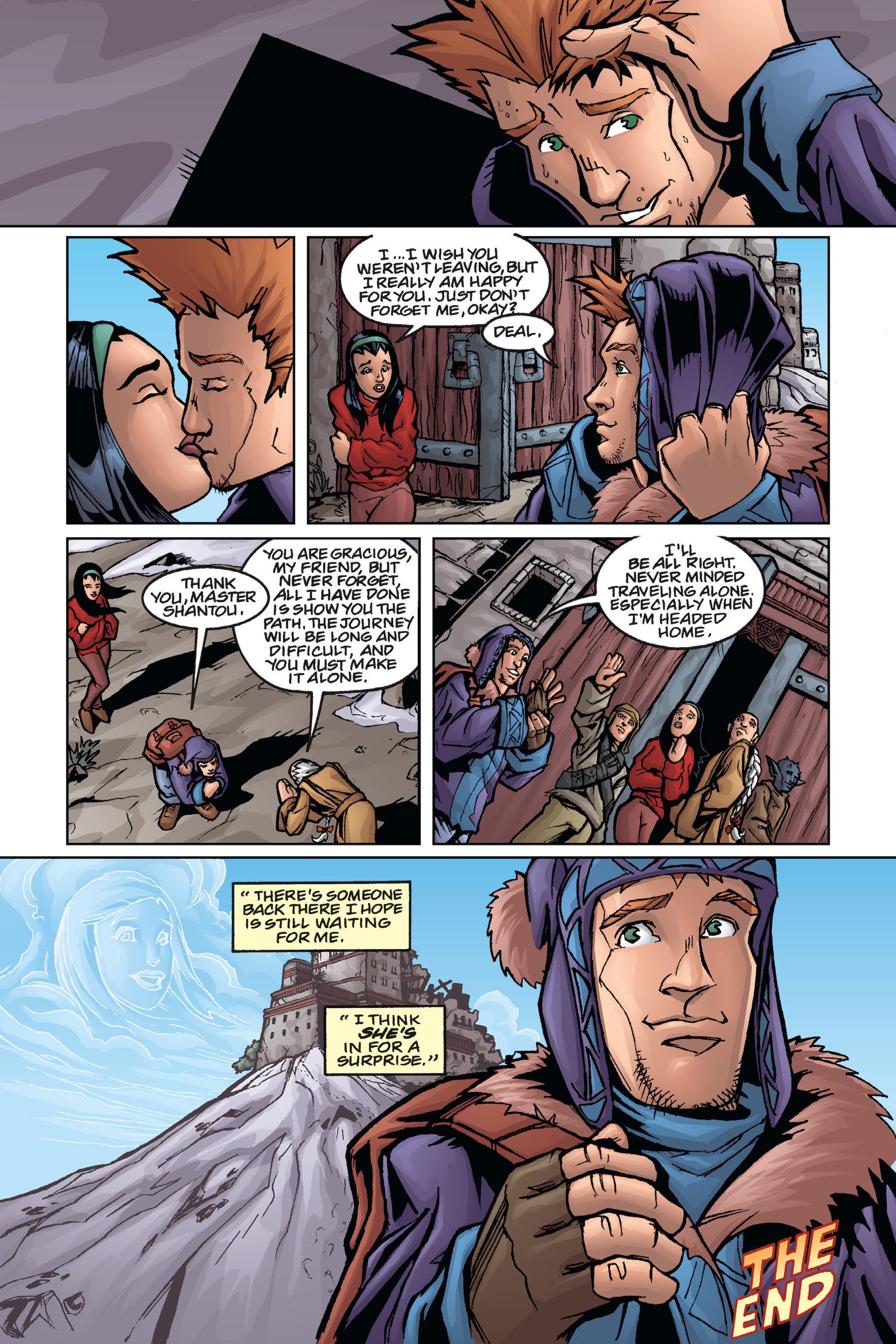 Read online Buffy the Vampire Slayer: Omnibus comic -  Issue # TPB 5 - 366