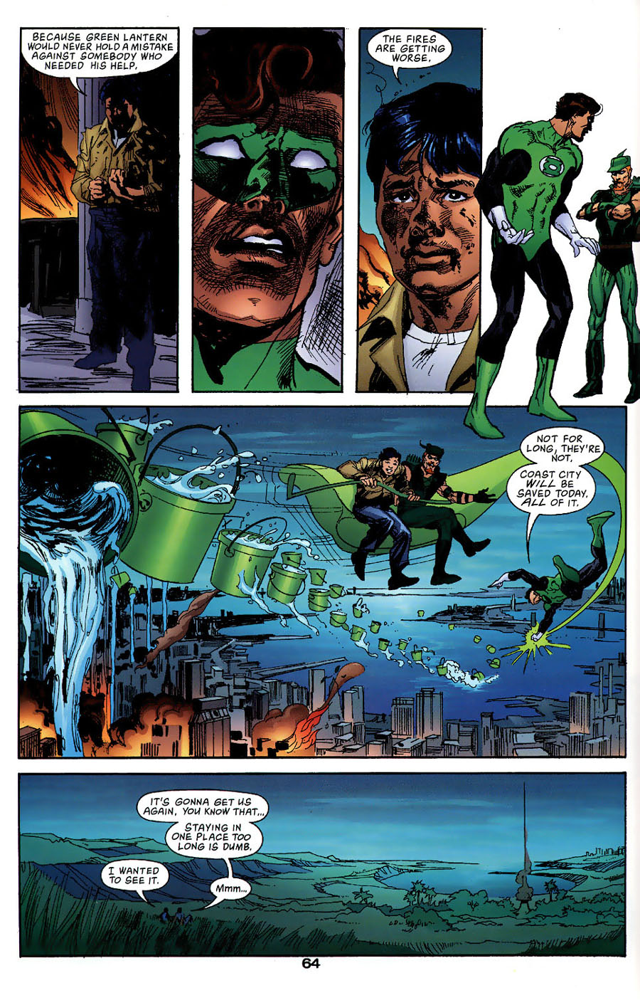 Read online Green Lantern: Legacy: The Last Will and Testament of Hal Jordan comic -  Issue # TPB - 70