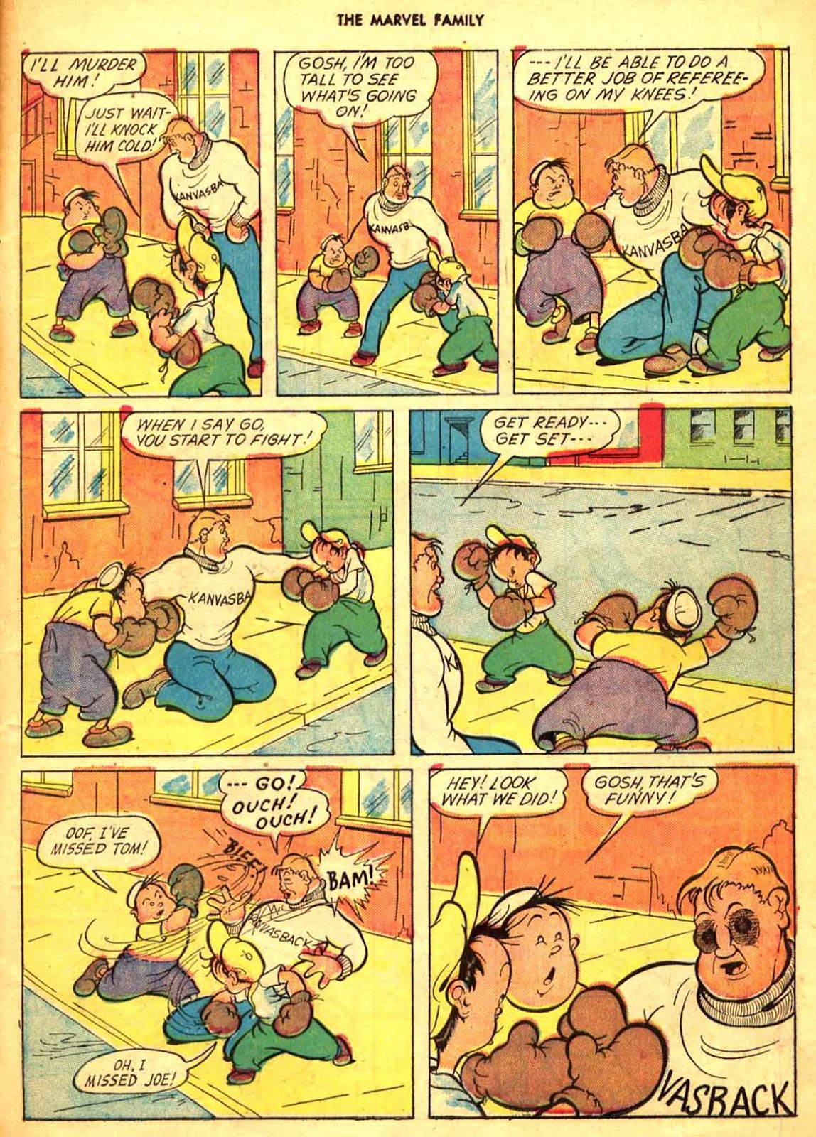 The Marvel Family issue 9 - Page 17