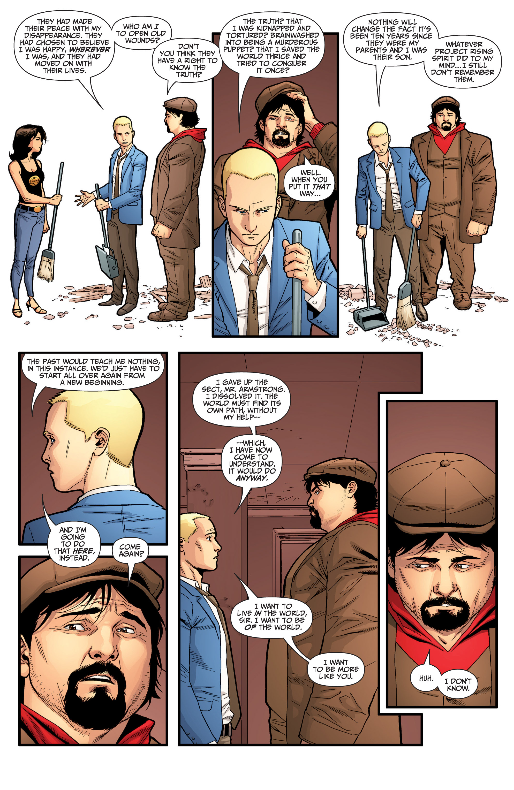 Read online Archer and Armstrong comic -  Issue #Archer and Armstrong _TPB 6 - 102