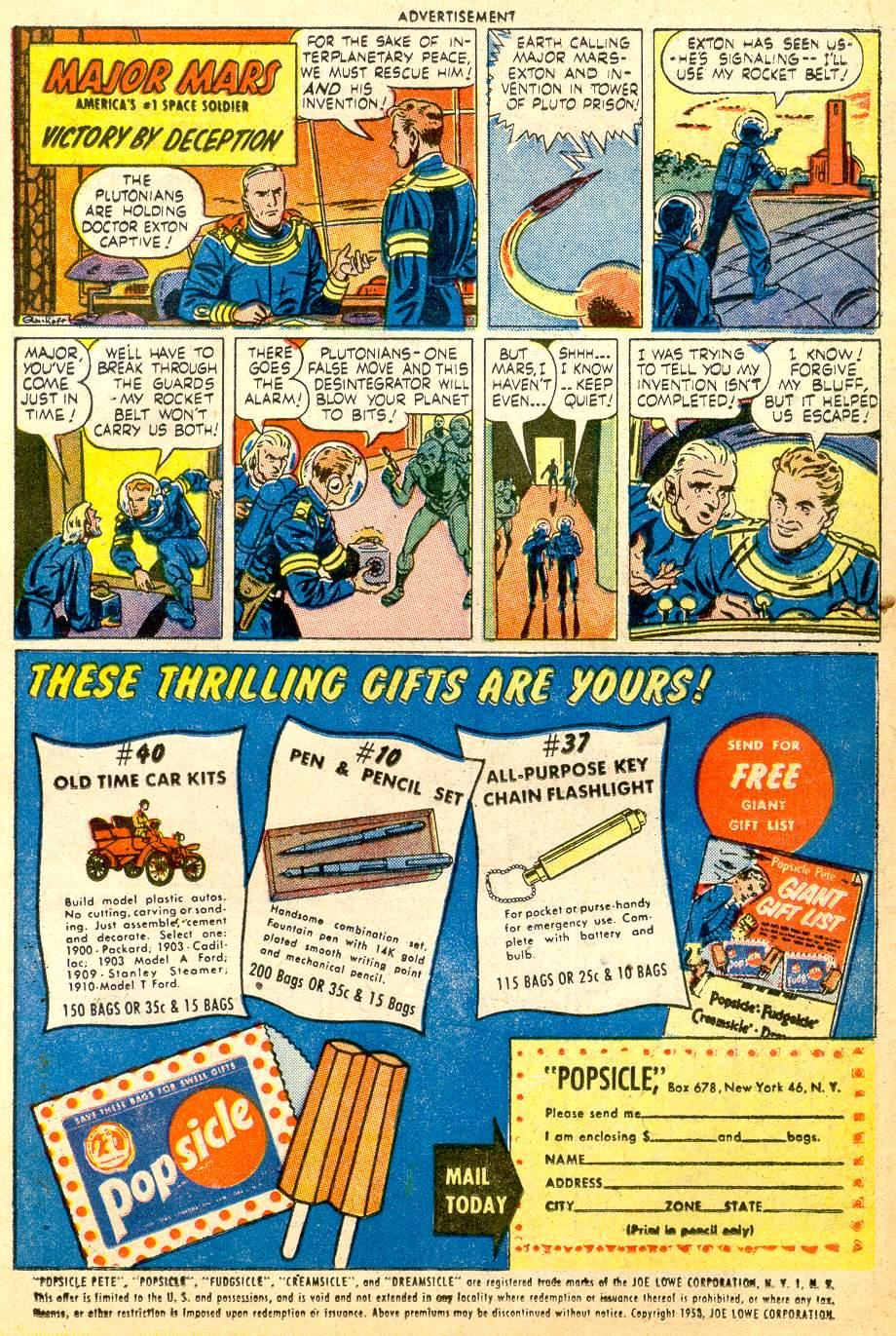 Read online Adventure Comics (1938) comic -  Issue #191 - 23