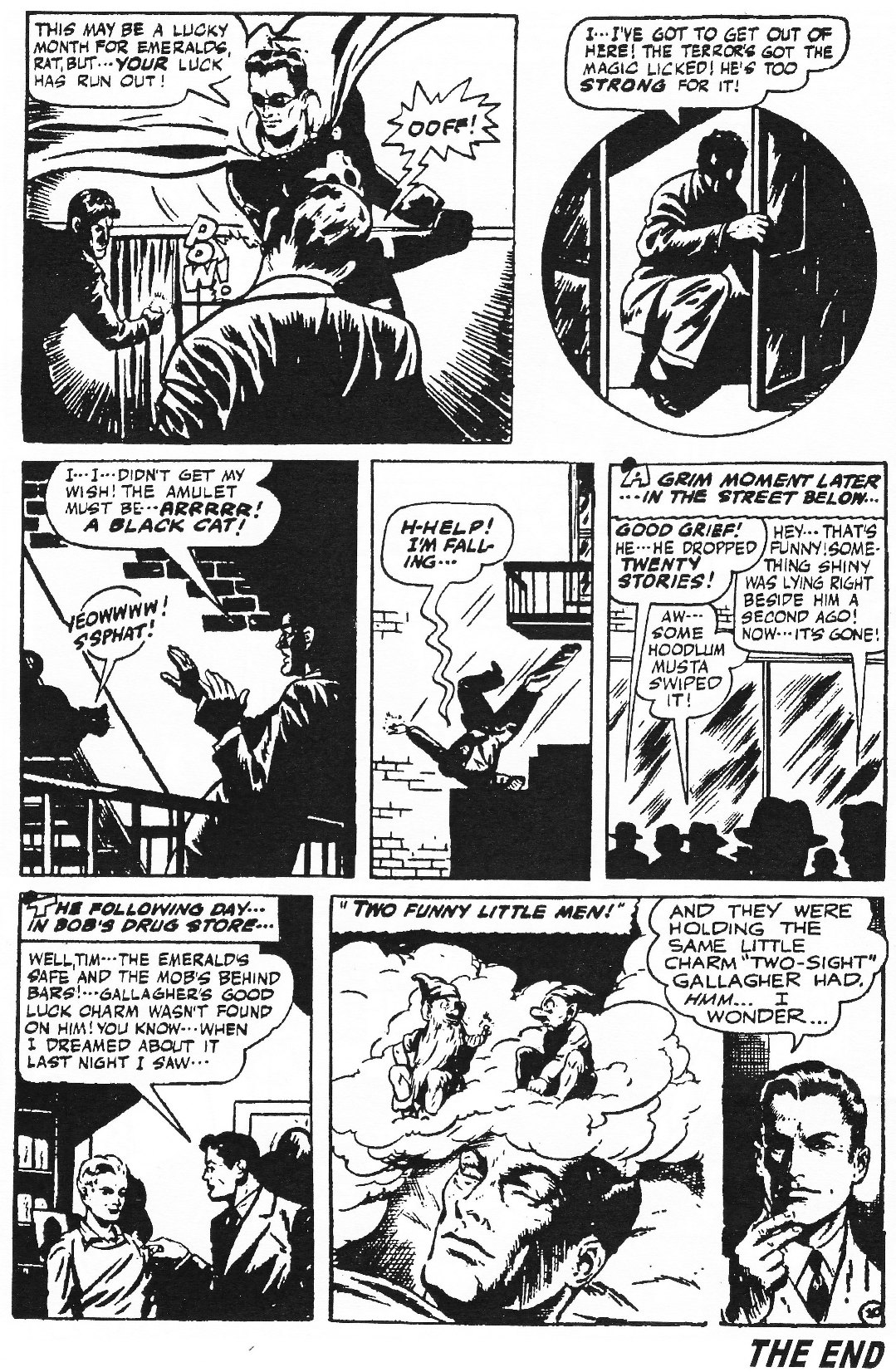 Read online Men of Mystery Comics comic -  Issue #76 - 66