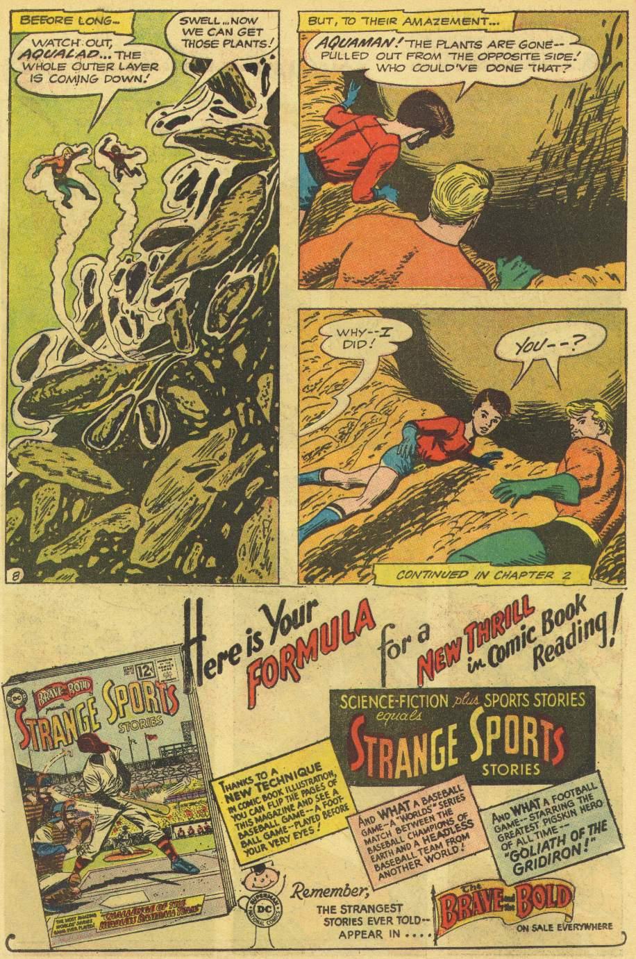 Read online Aquaman (1962) comic -  Issue #7 - 10