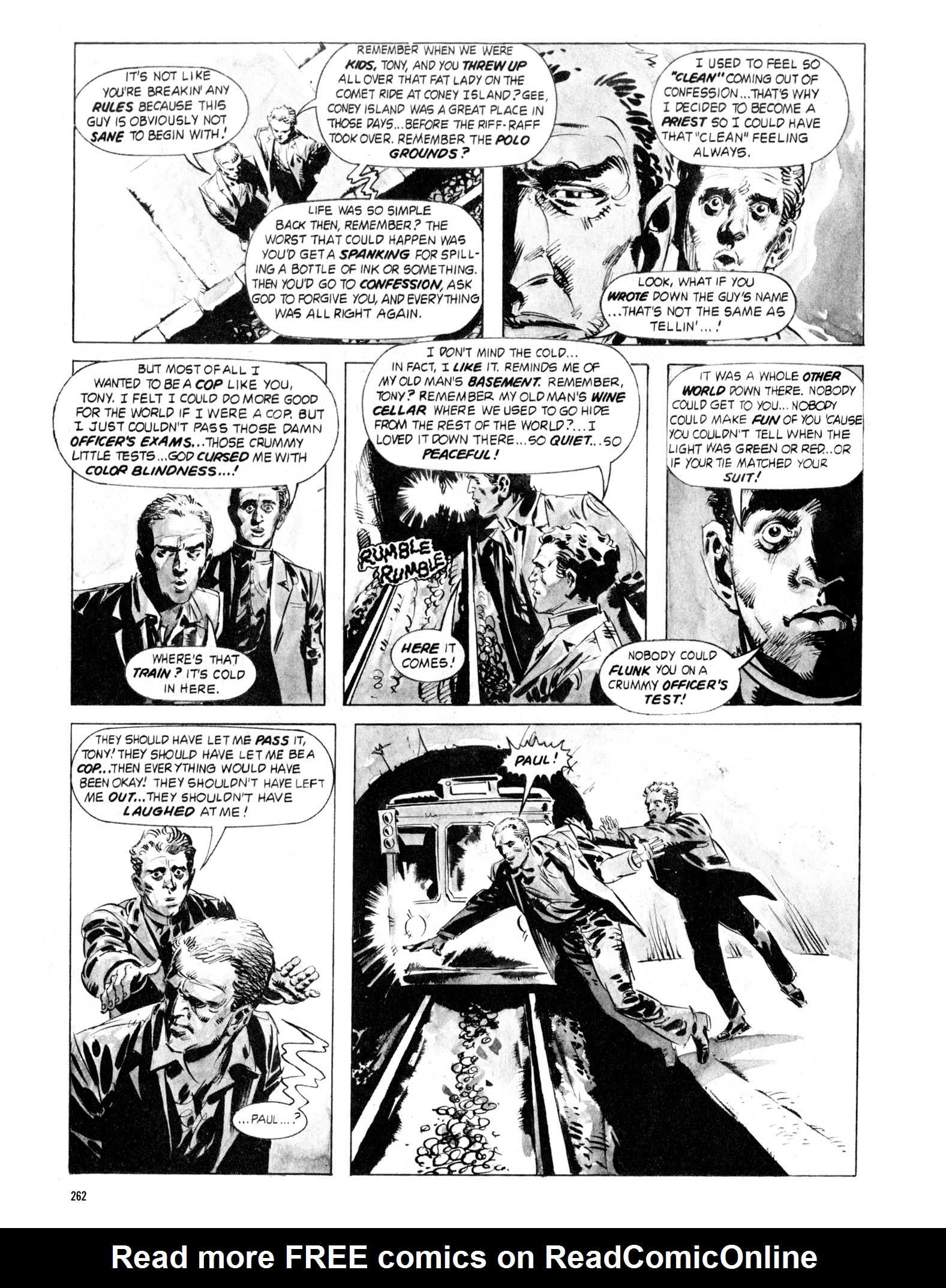Read online Eerie Archives comic -  Issue # TPB 18 - 259