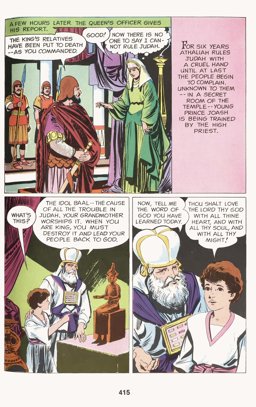 The Picture Bible issue TPB (Part 5) - Page 18