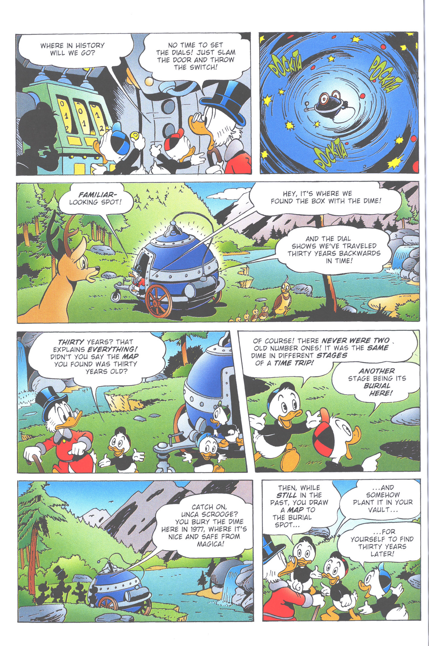 Read online Uncle Scrooge (1953) comic -  Issue #363 - 44