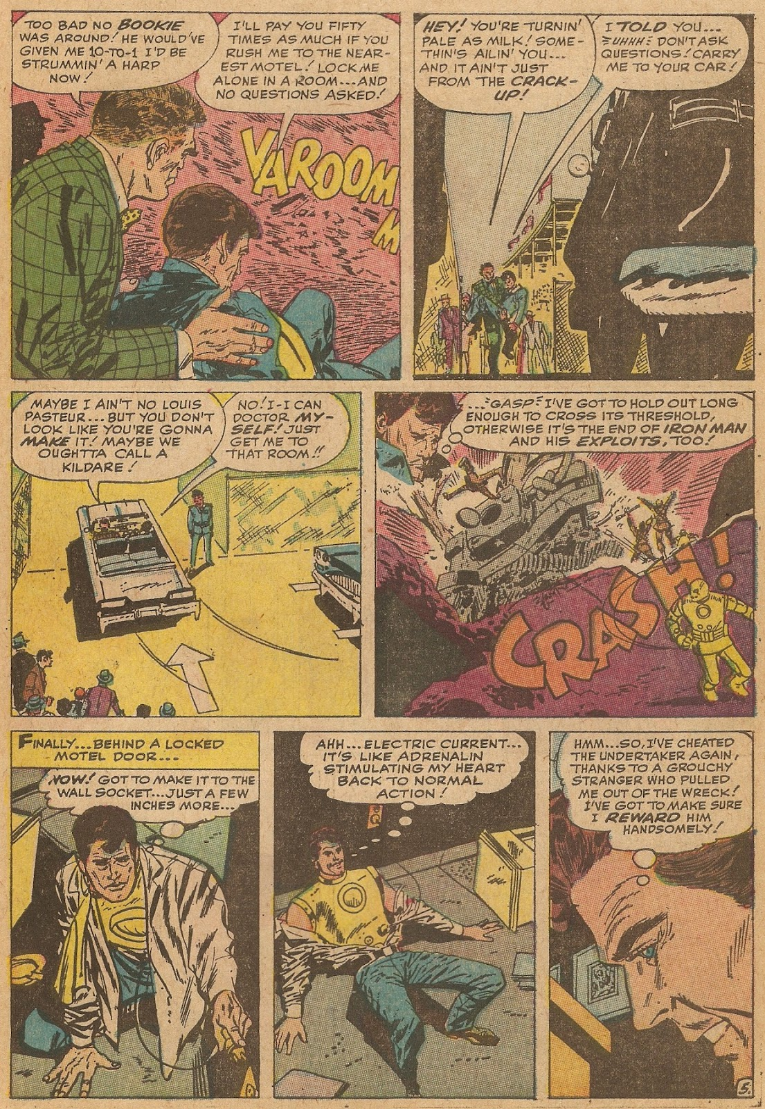 Marvel Collectors' Item Classics issue 8 - Page 31