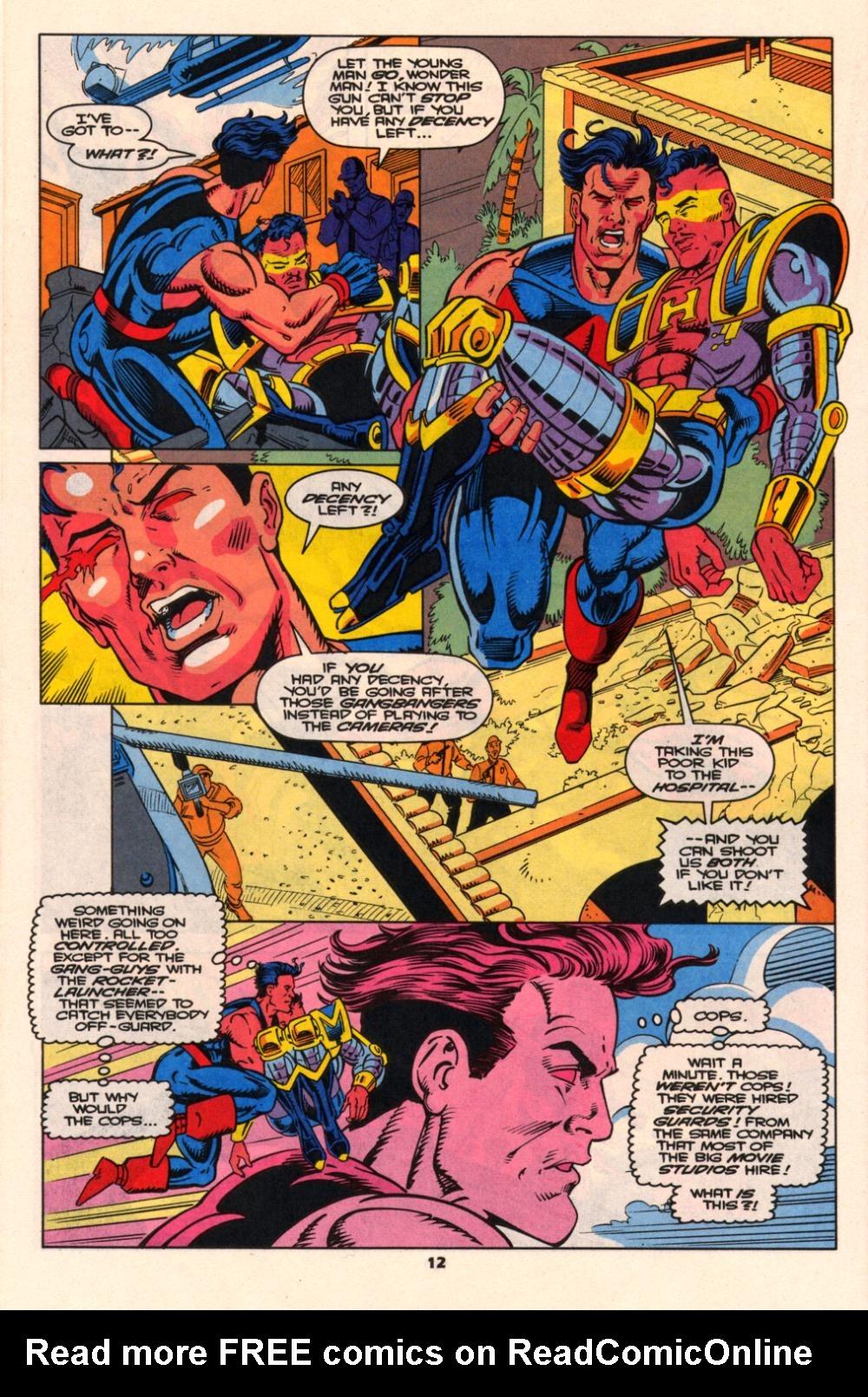 Read online Wonder Man (1991) comic -  Issue # _Annual 2 - 13