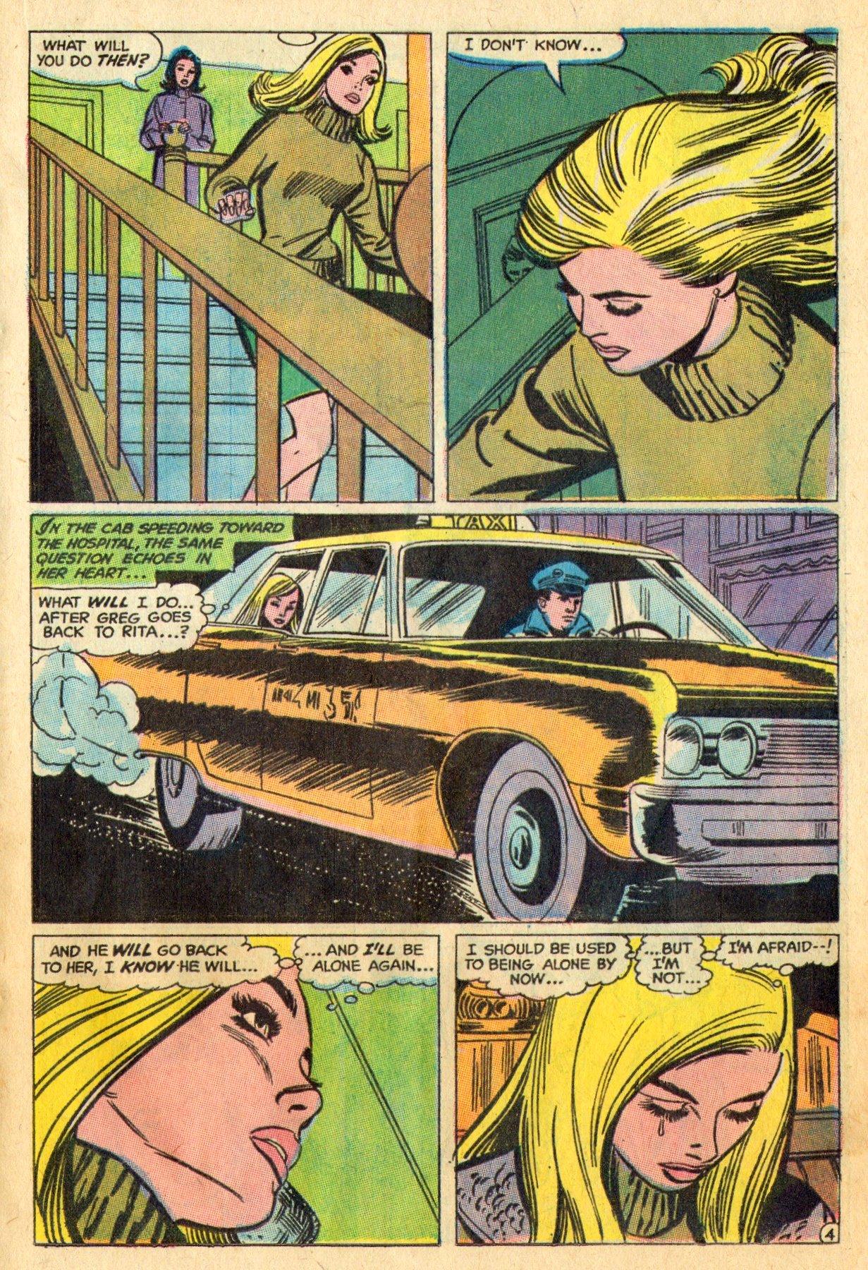Read online Secret Hearts comic -  Issue #136 - 21
