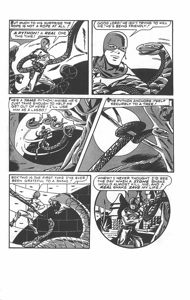 Read online Men of Mystery Comics comic -  Issue #30 - 11