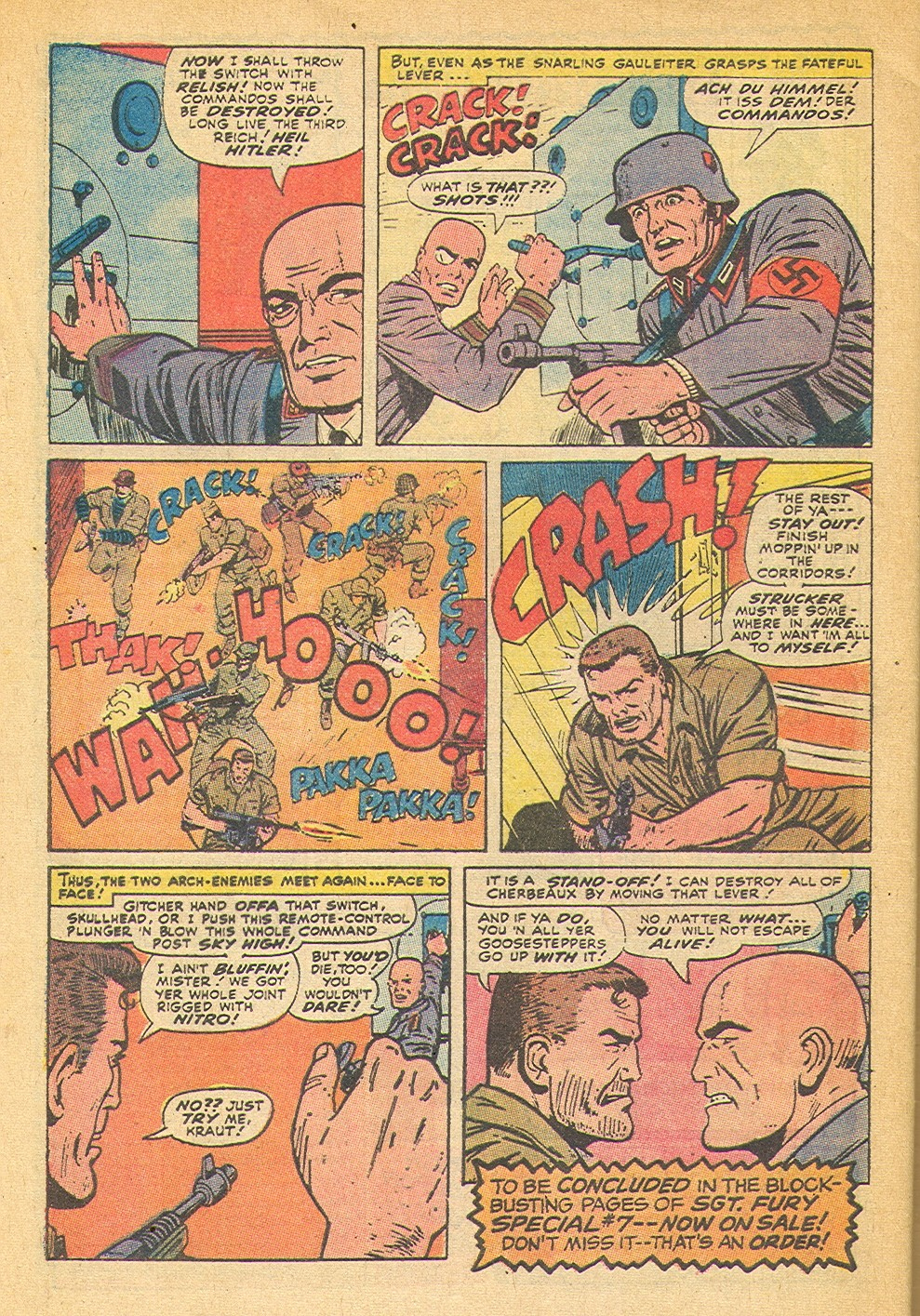 Read online Sgt. Fury comic -  Issue #91 - 32
