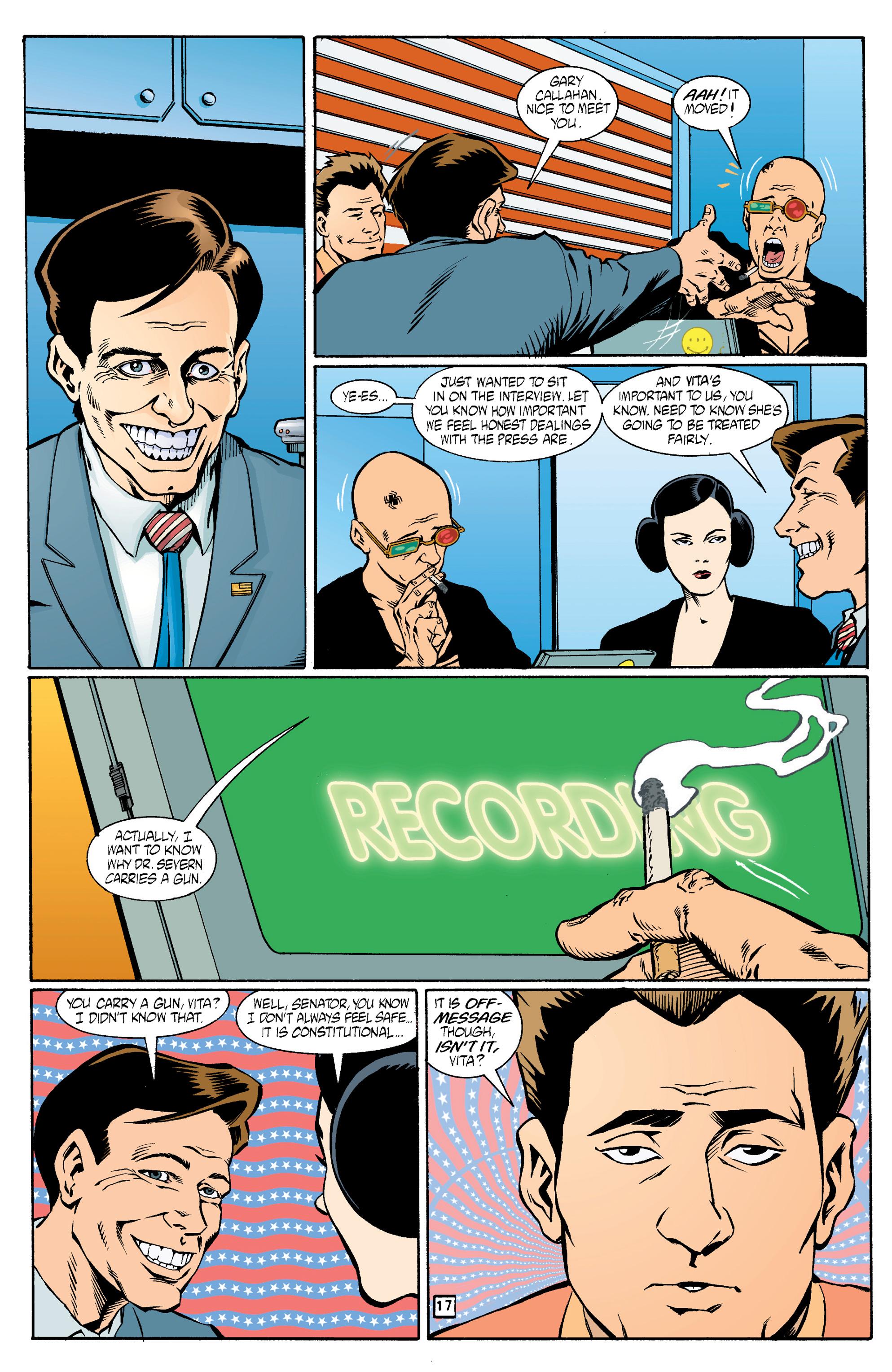 Read online Transmetropolitan comic -  Issue #14 - 18