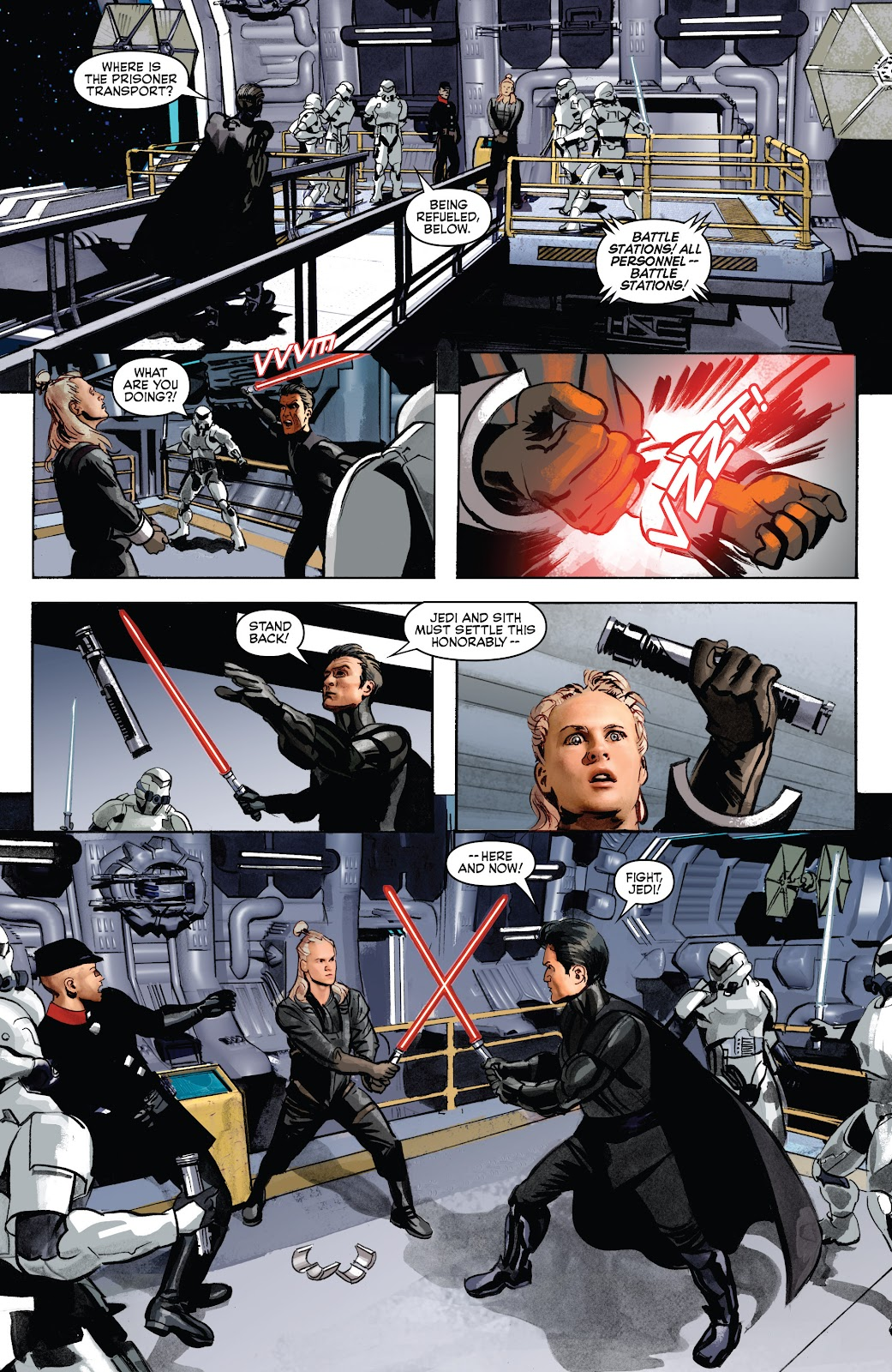 Read online Star Wars Legends: Infinities - Epic Collection comic -  Issue # TPB (Part 5) - 73