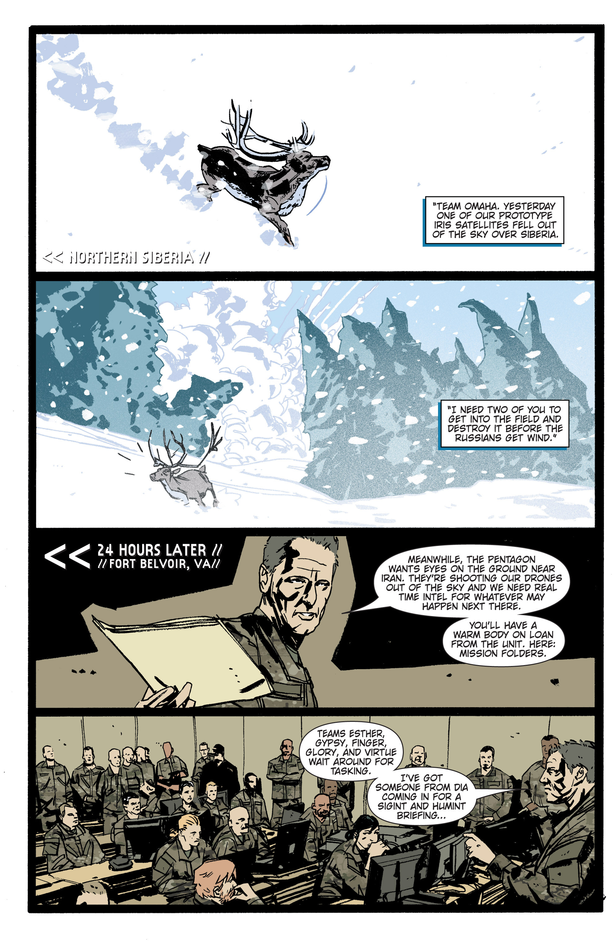Read online The Activity comic -  Issue #14 - 23
