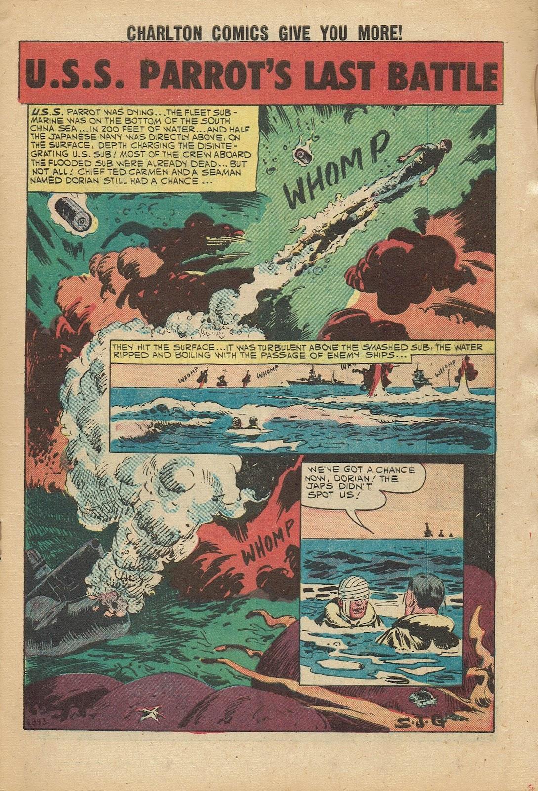 Read online Fightin' Navy comic -  Issue #96 - 3