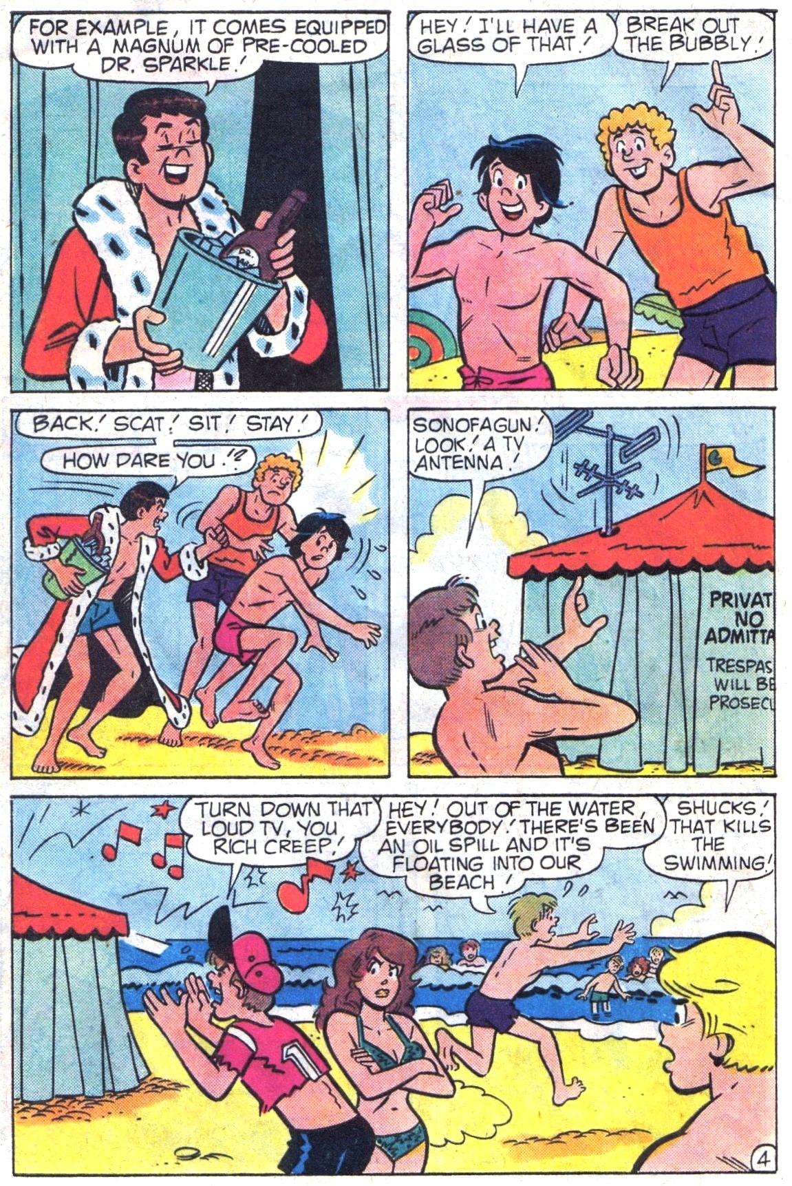 Read online She's Josie comic -  Issue #104 - 32
