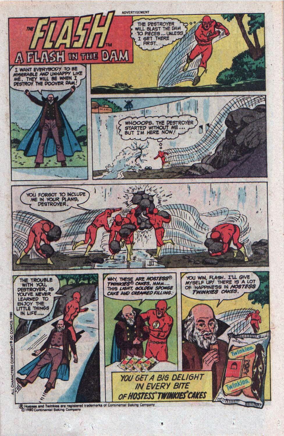 Read online Adventure Comics (1938) comic -  Issue #472 - 12